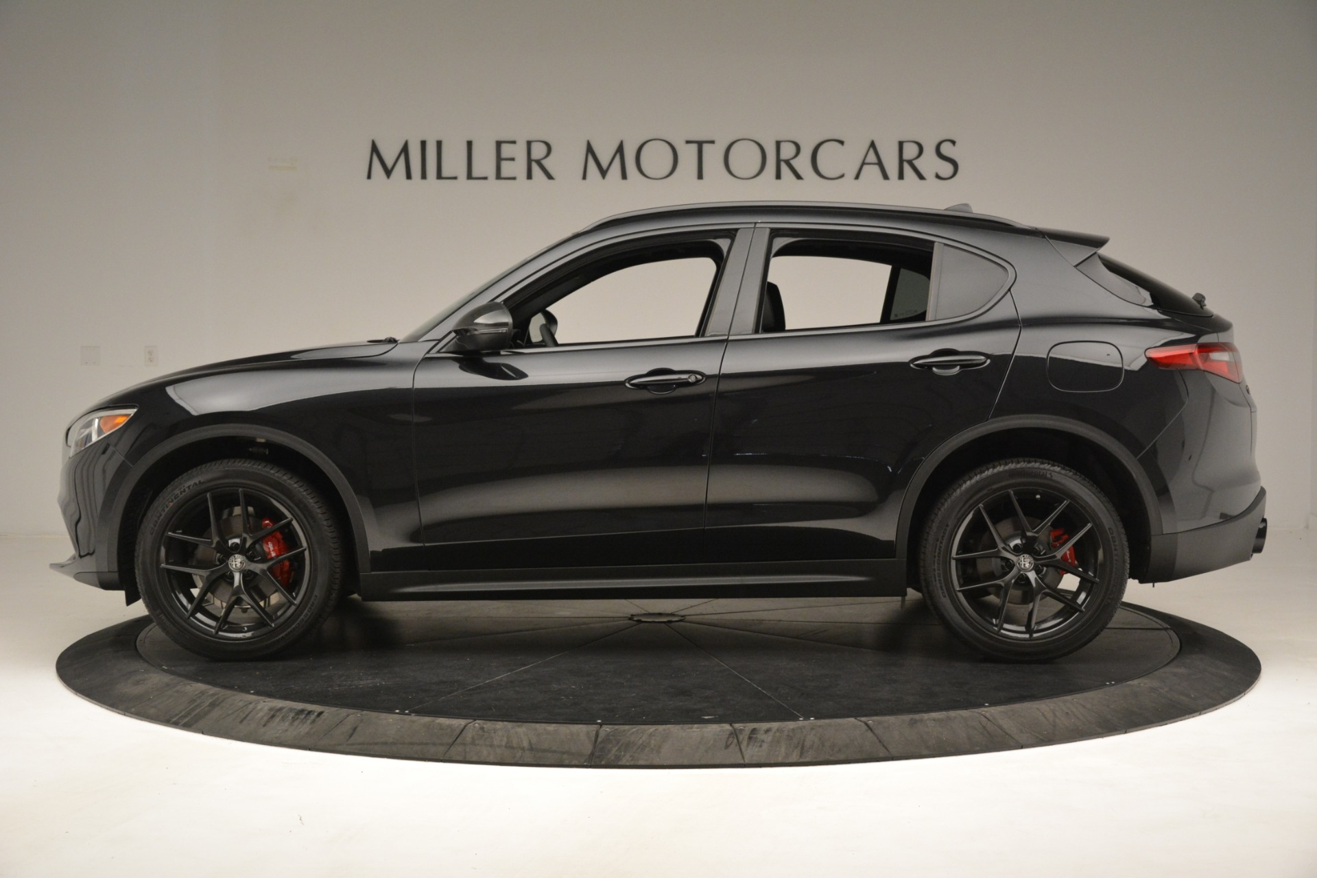 New 2019 Alfa Romeo Stelvio Ti Sport Q4 For Sale In Westport, CT 3251_p3