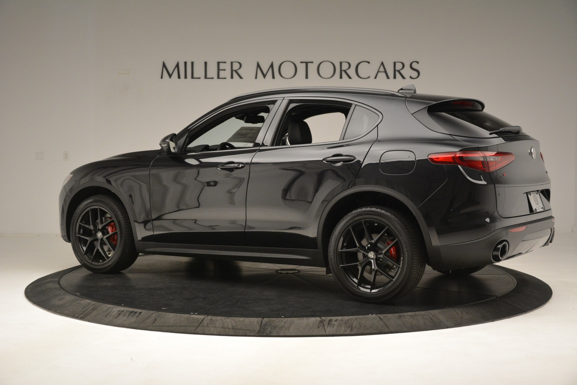 New 2019 Alfa Romeo Stelvio Ti Sport Q4 For Sale In Westport, CT 3251_p4