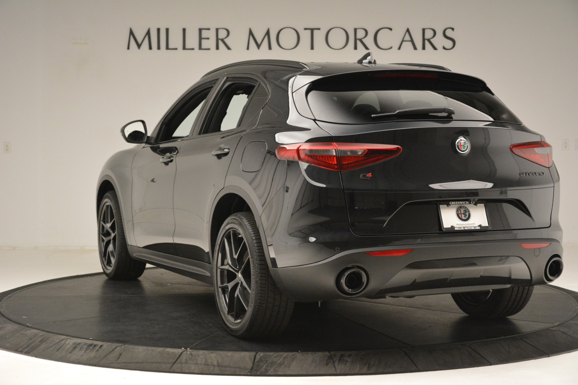 New 2019 Alfa Romeo Stelvio Ti Sport Q4 For Sale In Westport, CT 3251_p5