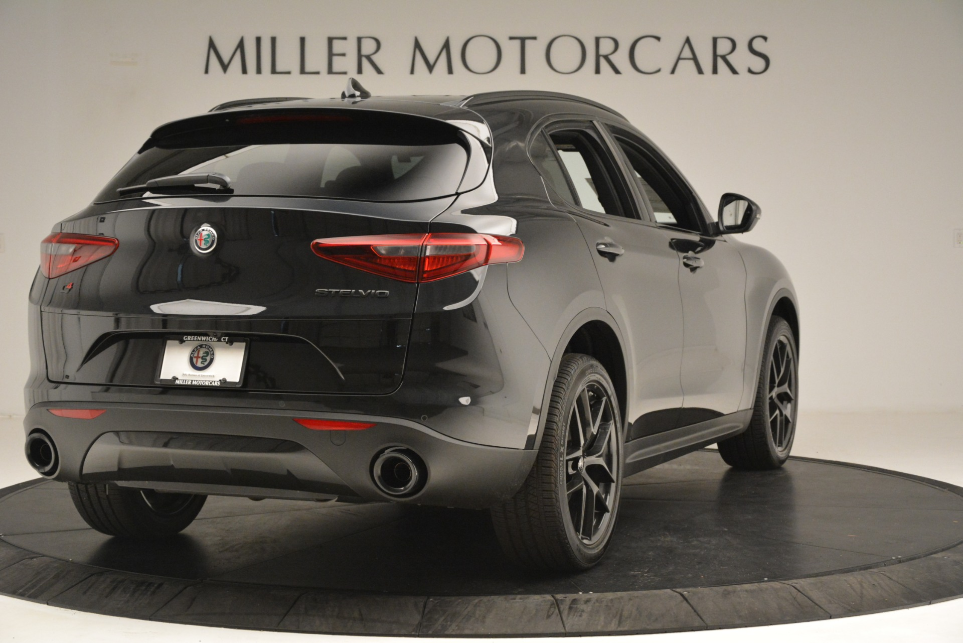 New 2019 Alfa Romeo Stelvio Ti Sport Q4 For Sale In Westport, CT 3251_p7