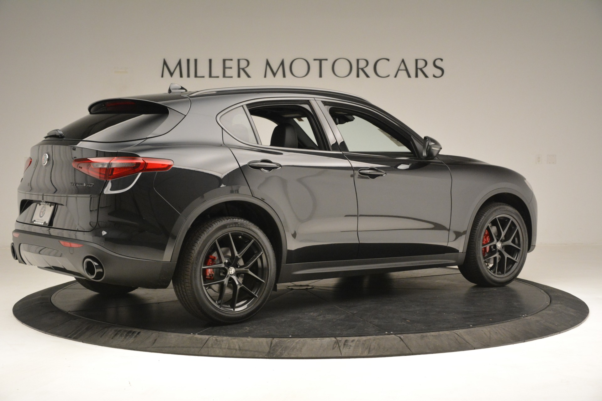 New 2019 Alfa Romeo Stelvio Ti Sport Q4 For Sale In Westport, CT 3251_p8