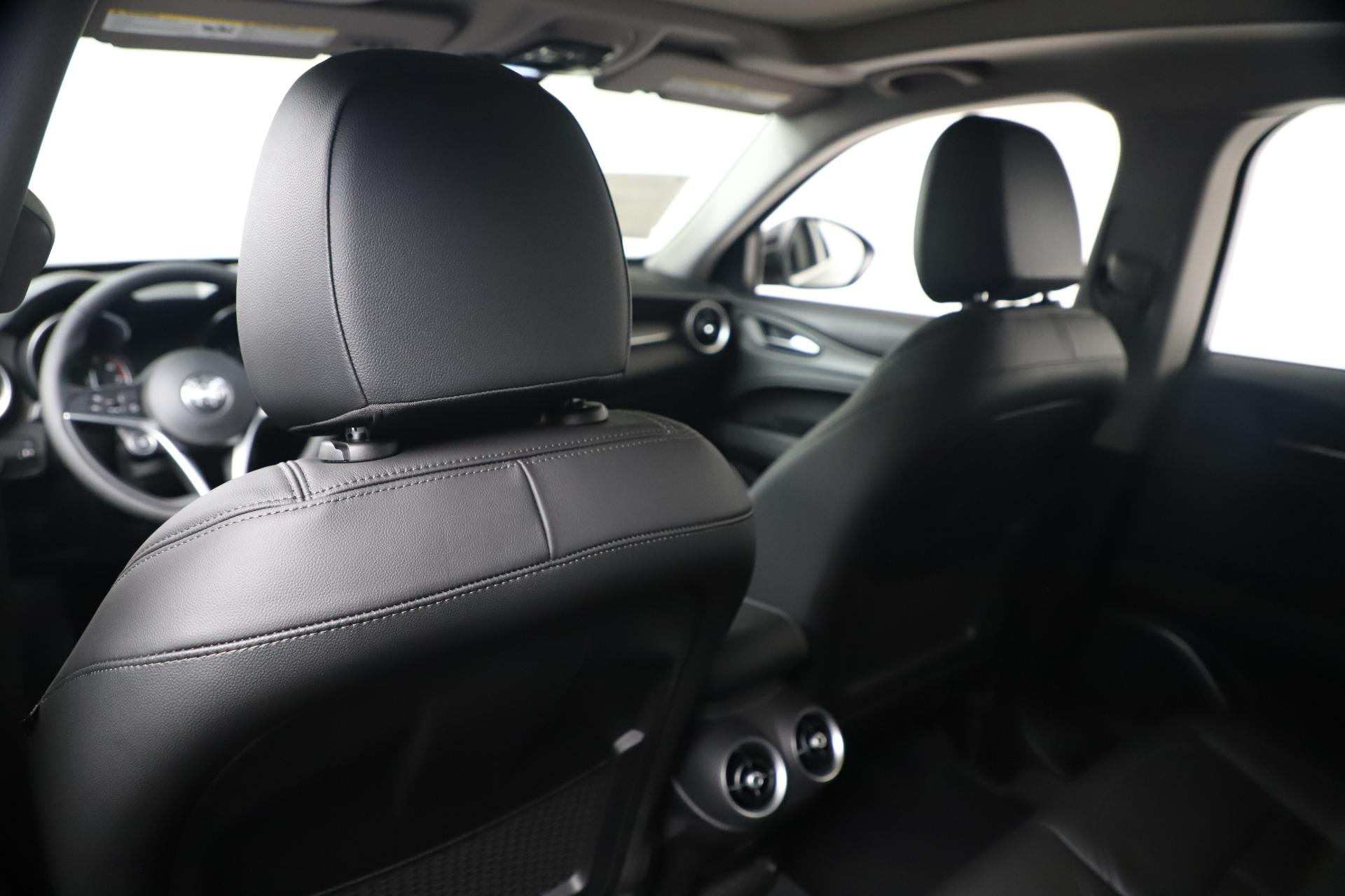 New 2019 Alfa Romeo Stelvio Ti Q4 For Sale In Westport, CT 3252_p20