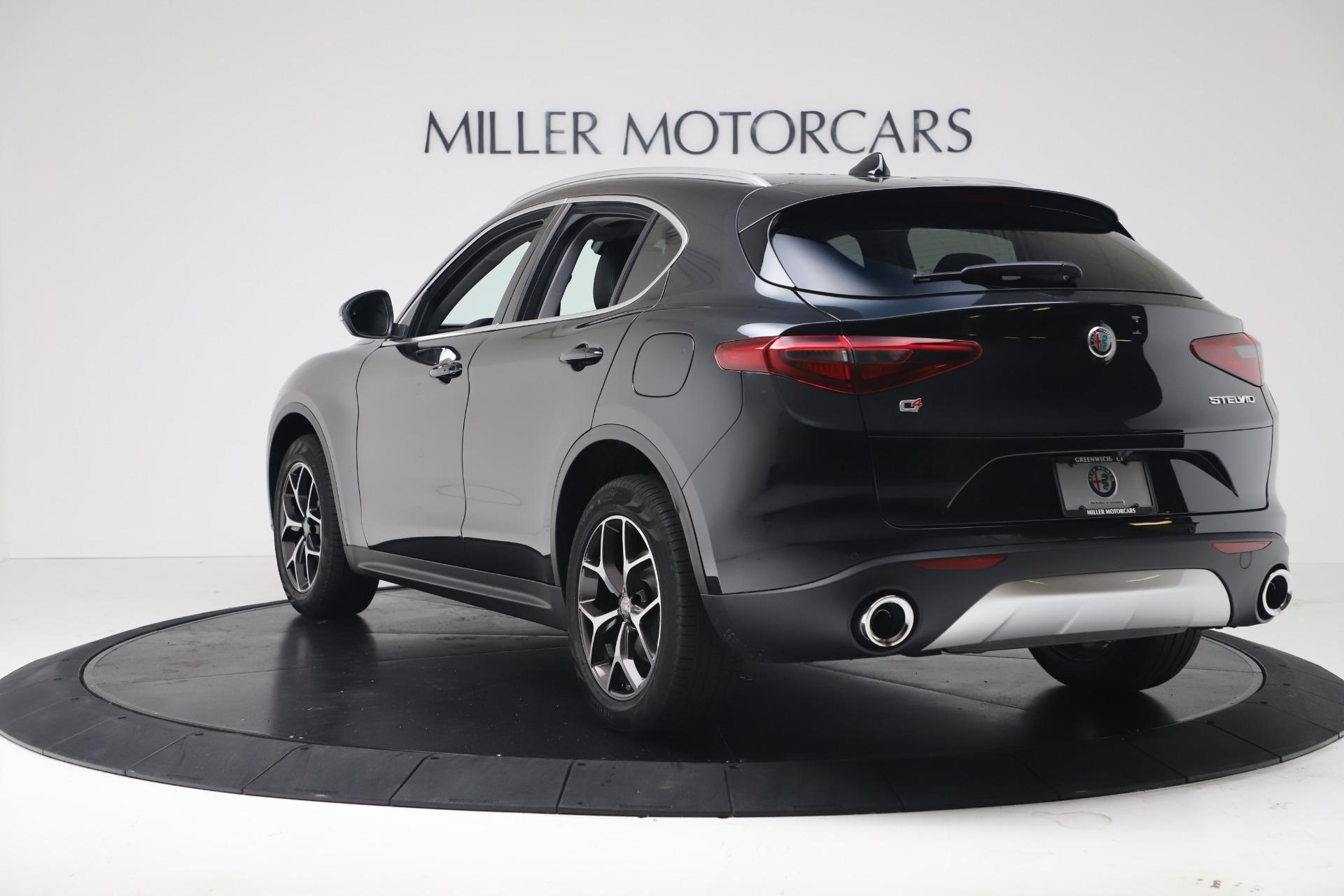 New 2019 Alfa Romeo Stelvio Ti Q4 For Sale In Westport, CT 3252_p5