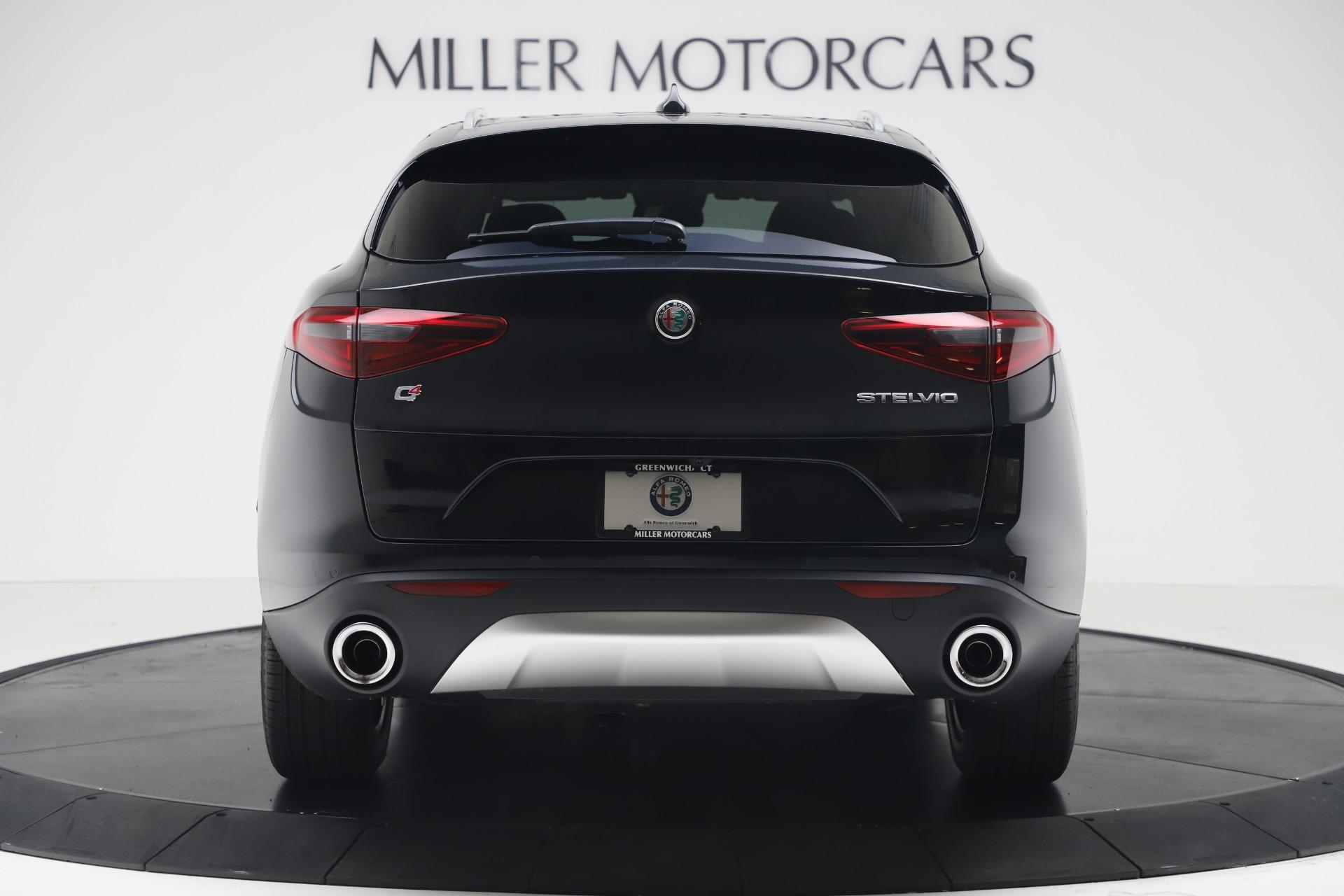 New 2019 Alfa Romeo Stelvio Ti Q4 For Sale In Westport, CT 3252_p6