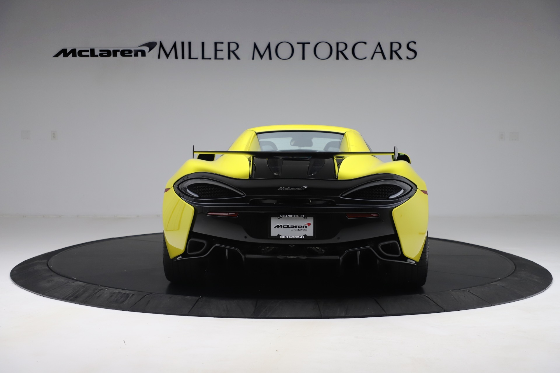 New 2019 McLaren 570S Spider For Sale In Westport, CT 3253_p12