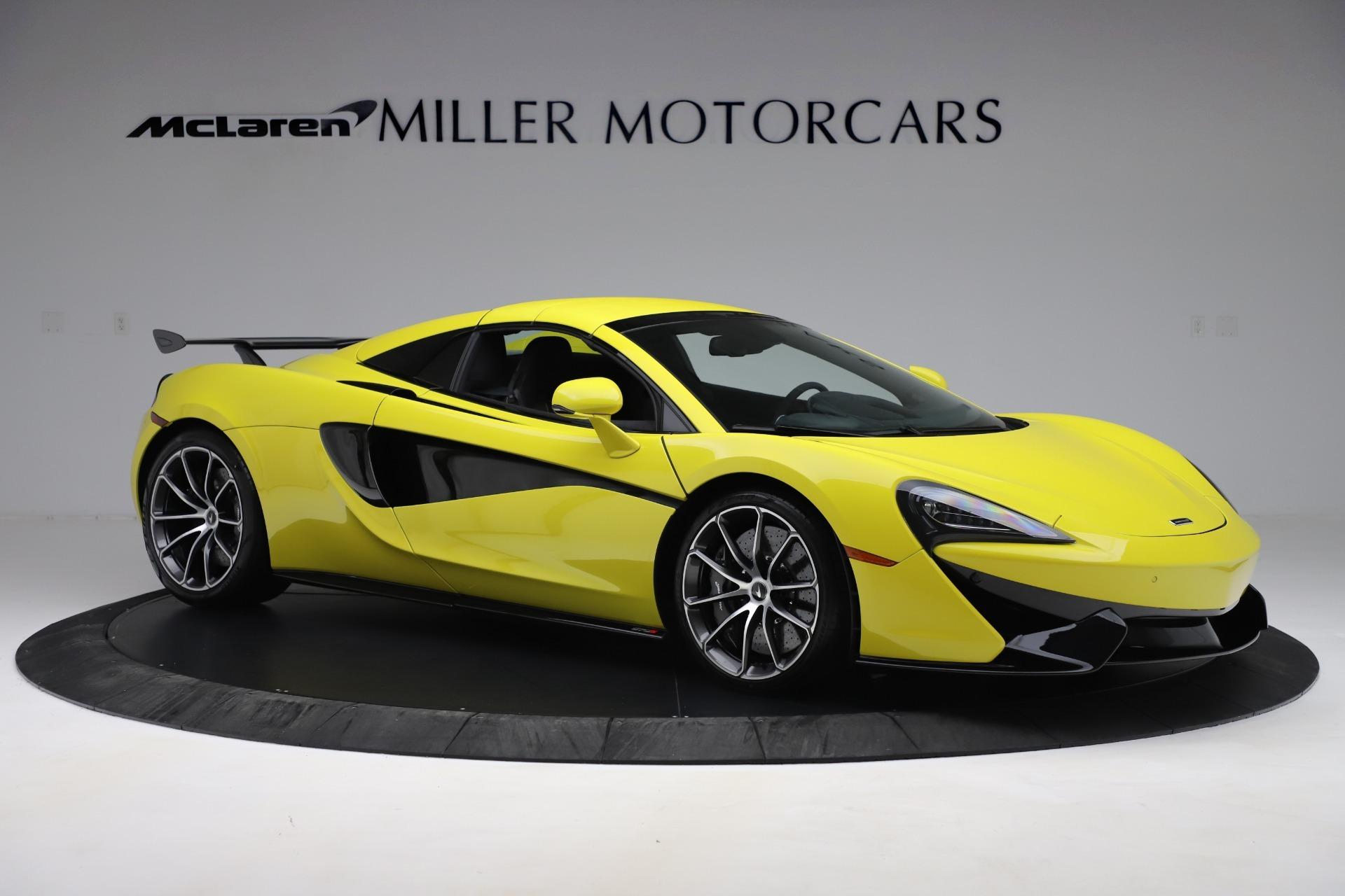 New 2019 McLaren 570S Spider Convertible For Sale In Westport, CT 3253_p15