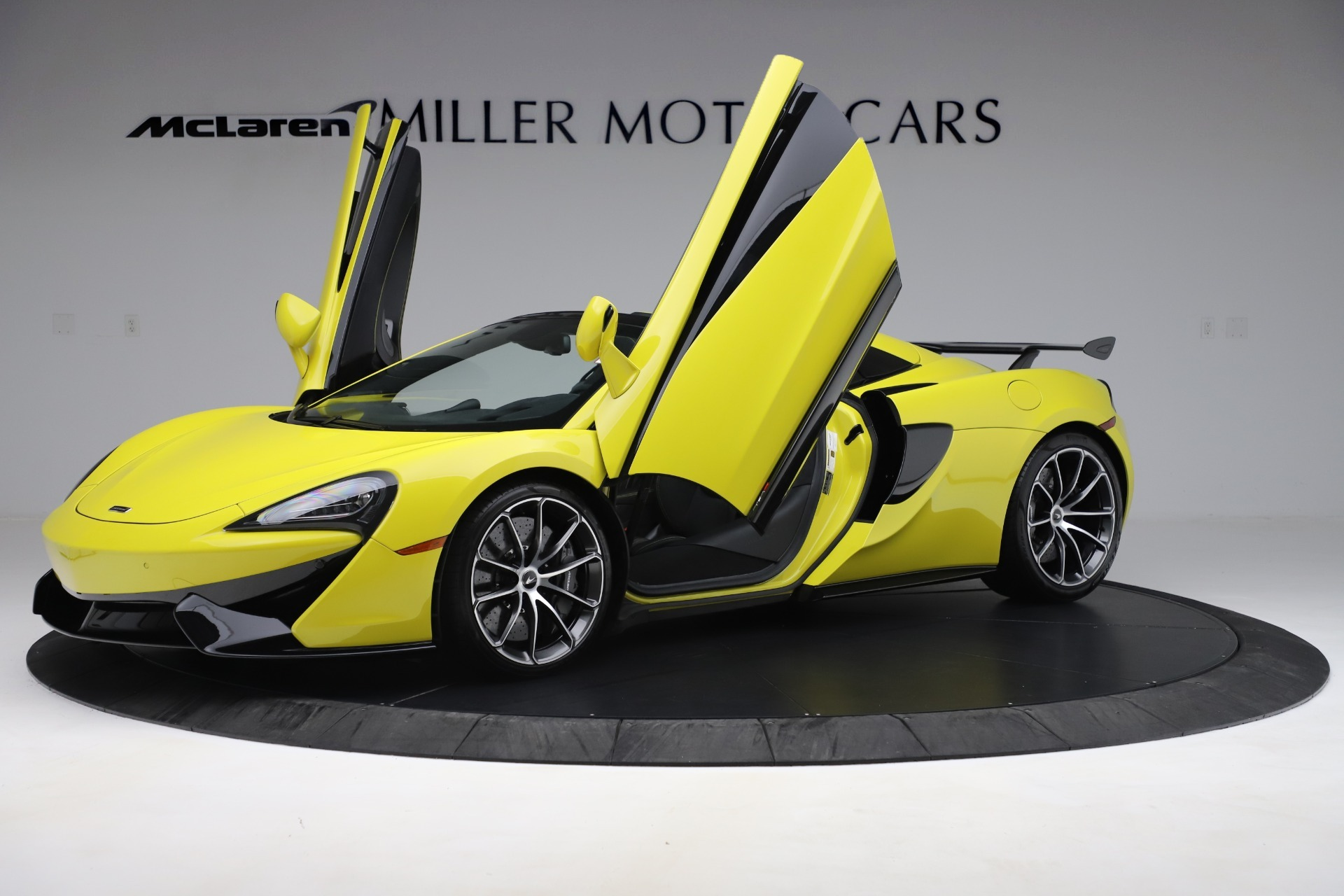 New 2019 McLaren 570S Spider For Sale In Westport, CT 3253_p18