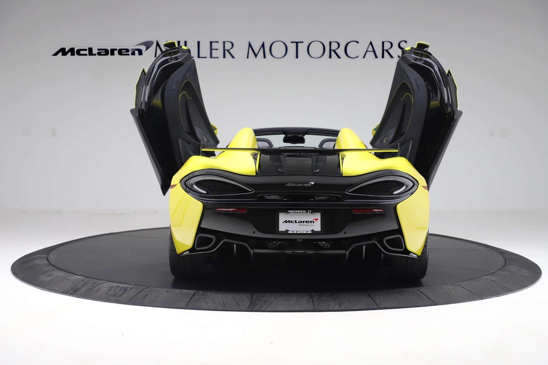 New 2019 McLaren 570S Spider For Sale In Westport, CT 3253_p20