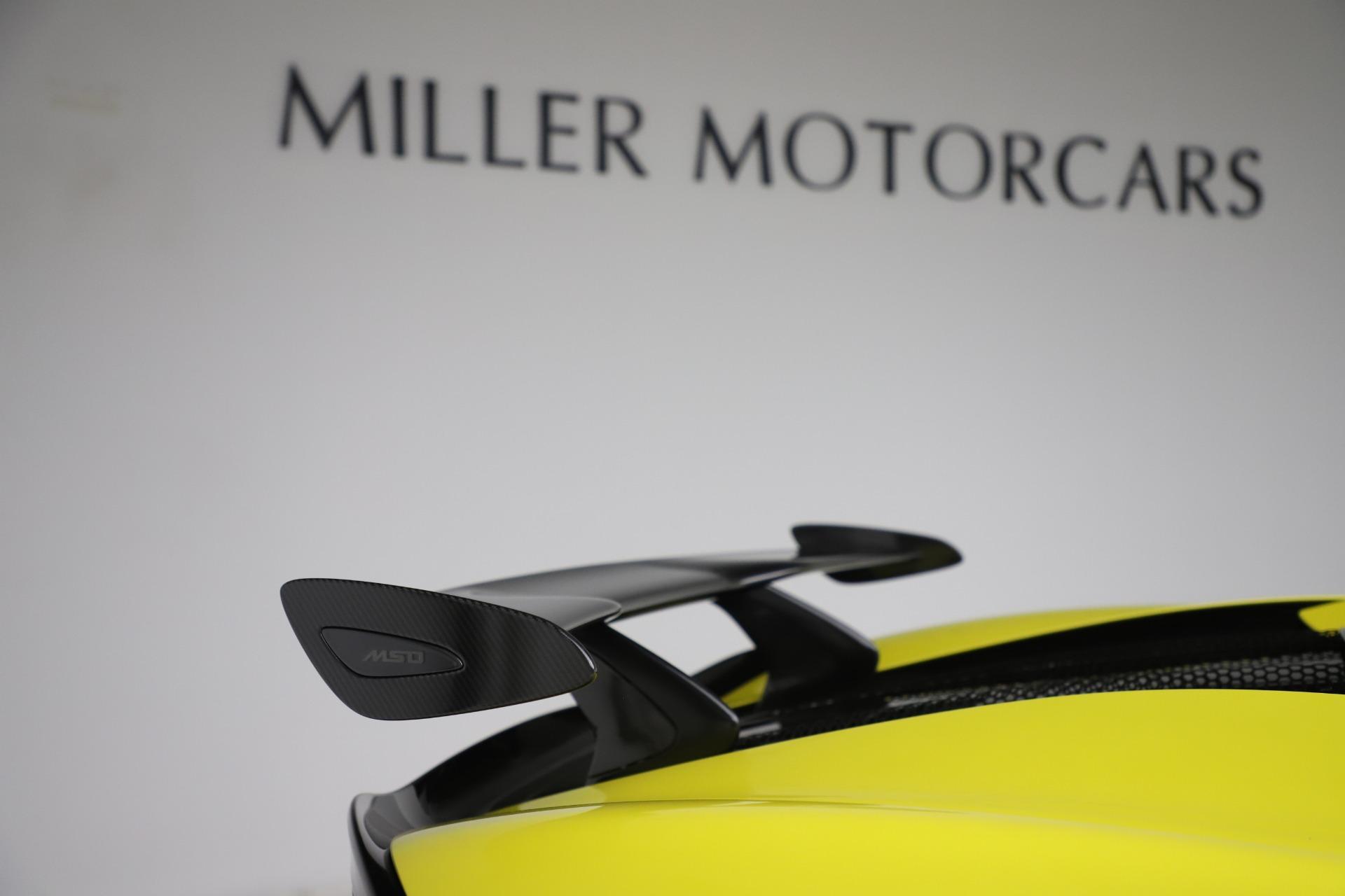 New 2019 McLaren 570S Spider Convertible For Sale In Westport, CT 3253_p25