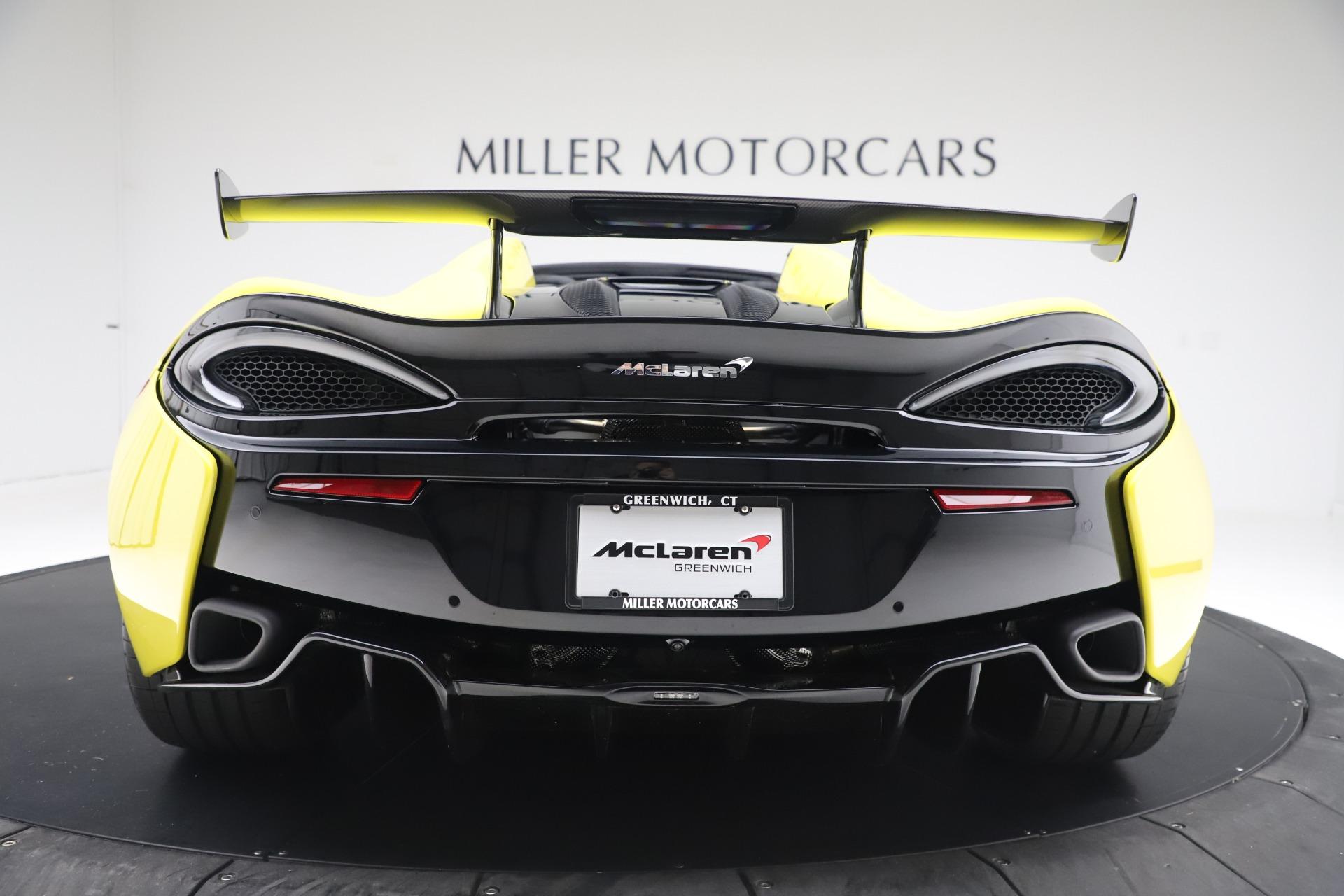 New 2019 McLaren 570S Spider Convertible For Sale In Westport, CT 3253_p28