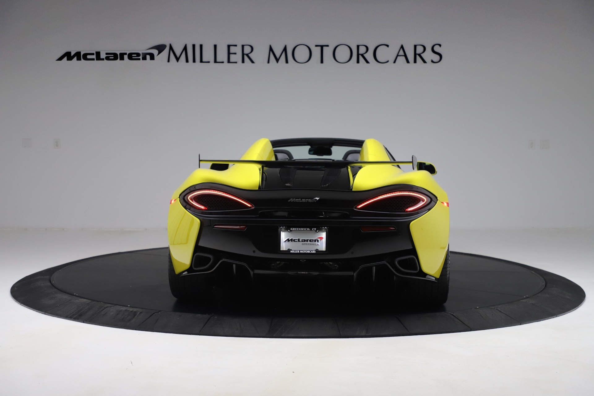 New 2019 McLaren 570S Spider For Sale In Westport, CT 3253_p4