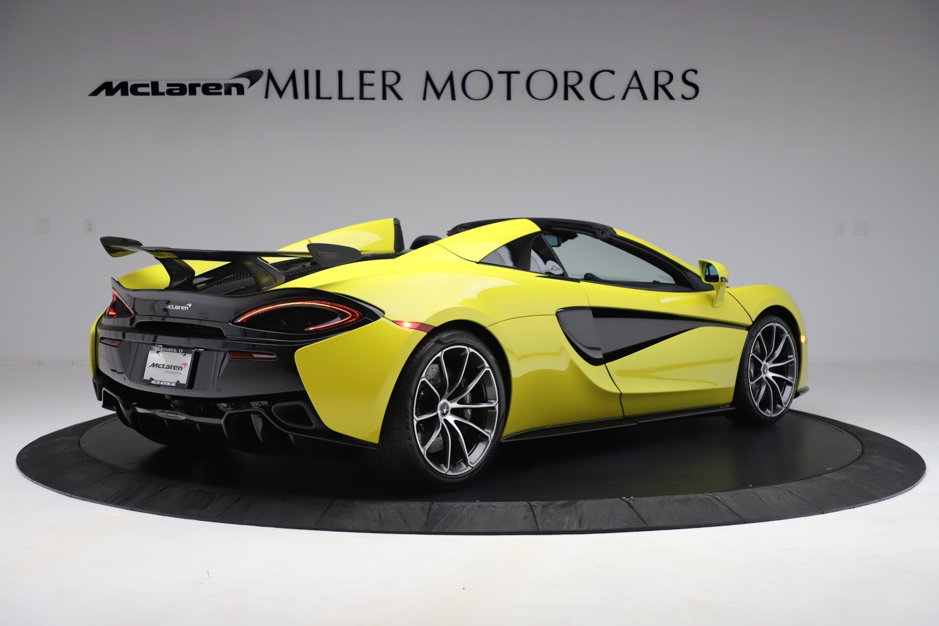 New 2019 McLaren 570S Spider For Sale In Westport, CT 3253_p5