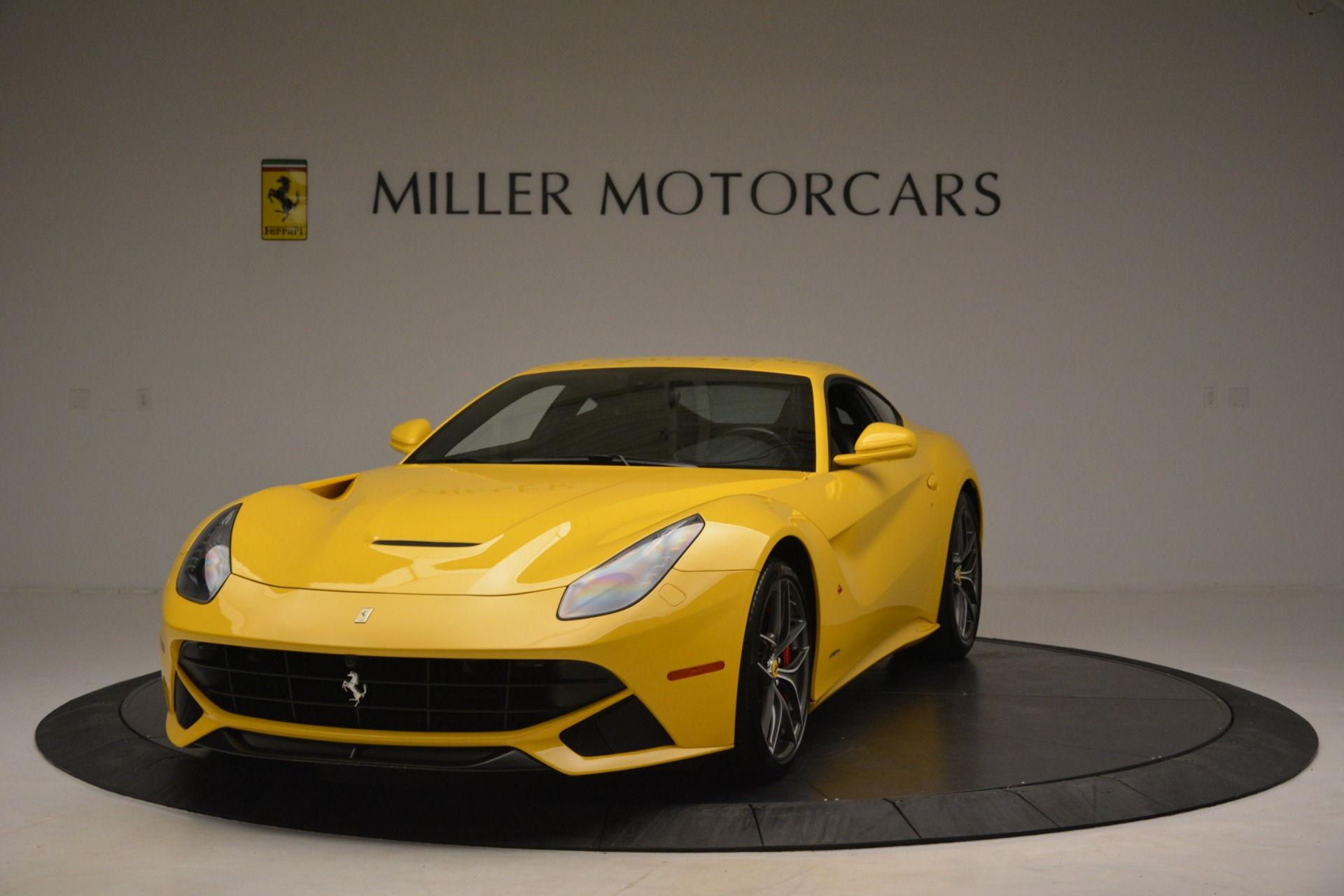 Used 2015 Ferrari F12 Berlinetta  For Sale In Westport, CT 3254_main