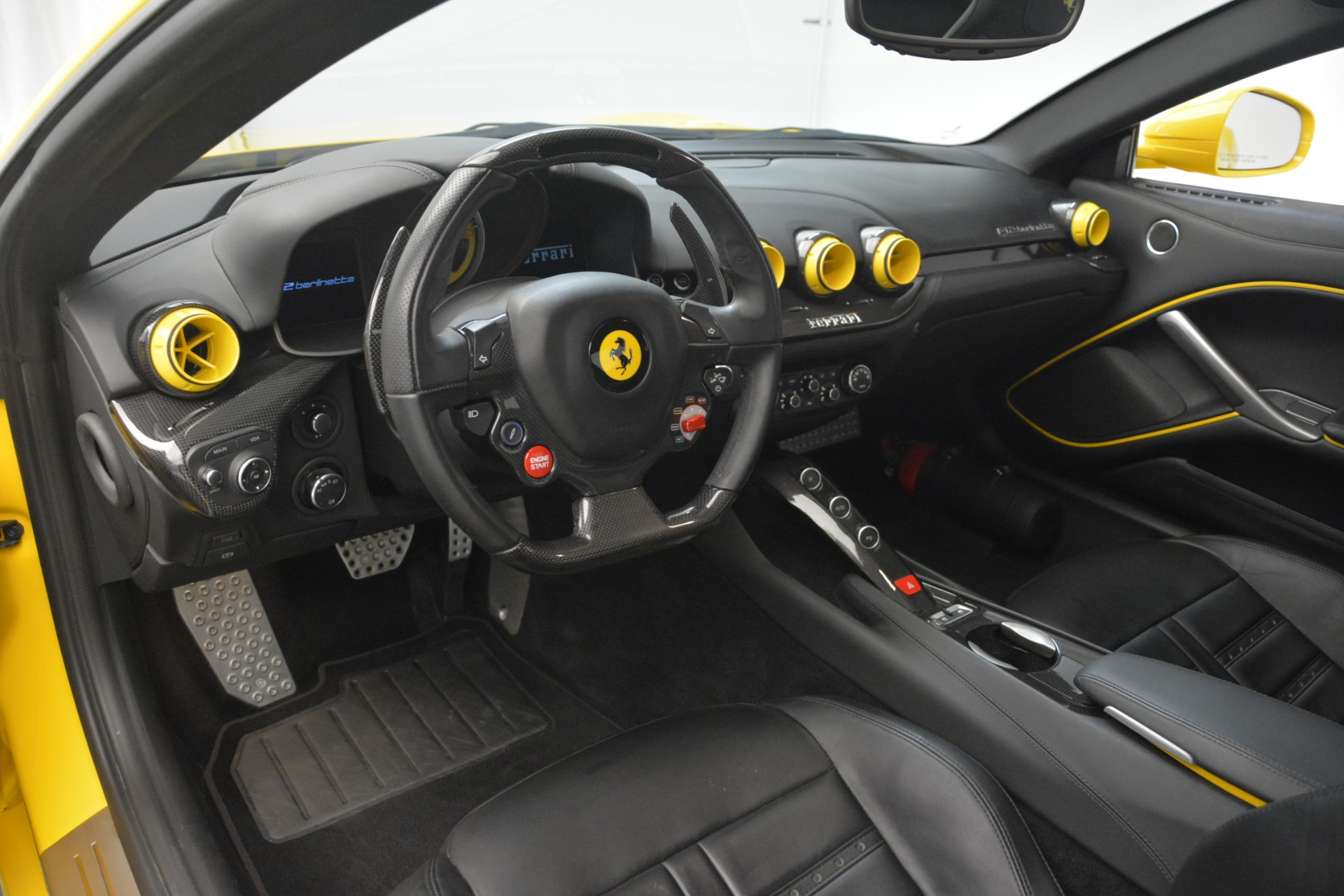 Used 2015 Ferrari F12 Berlinetta  For Sale In Westport, CT 3254_p13