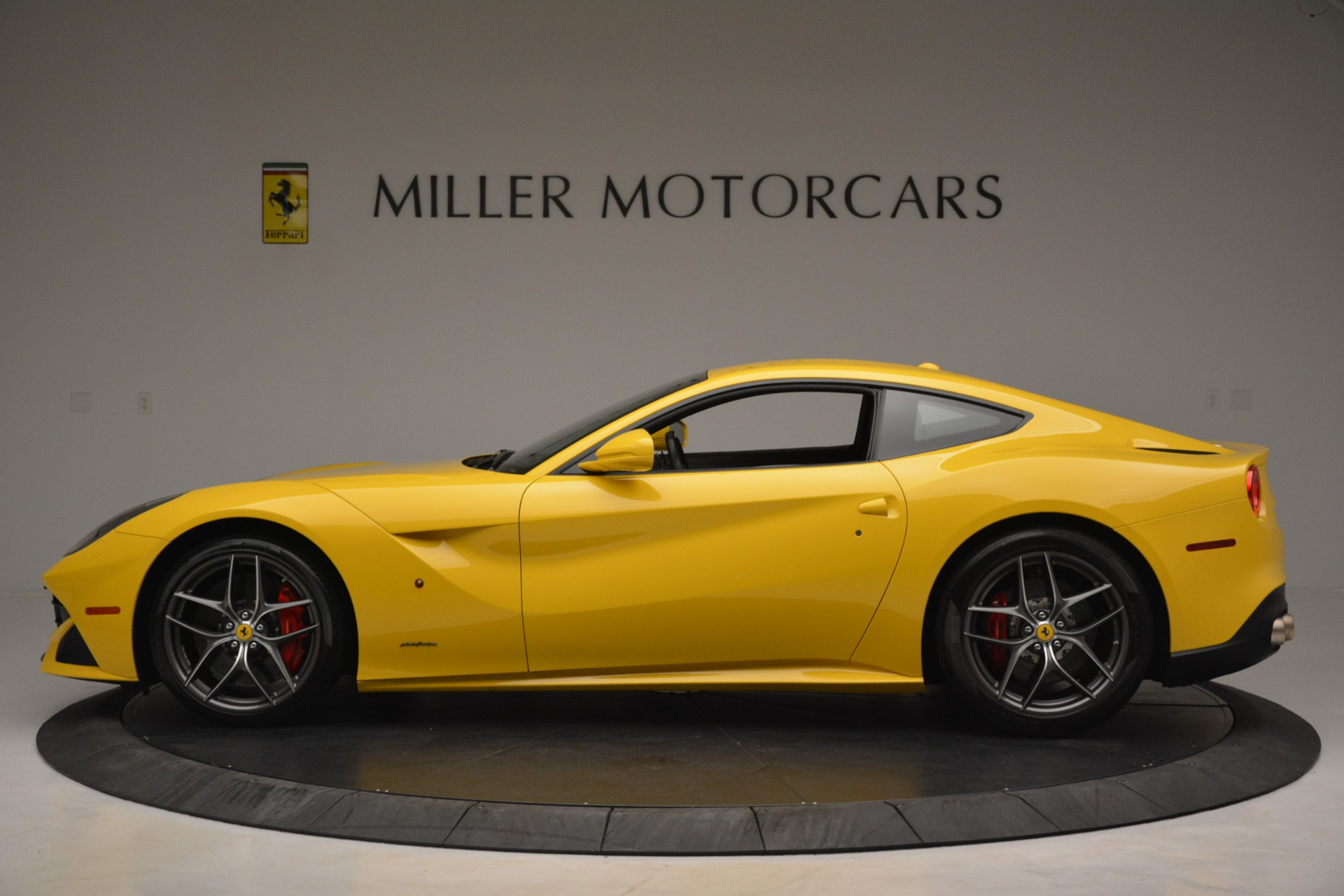 Used 2015 Ferrari F12 Berlinetta  For Sale In Westport, CT 3254_p3
