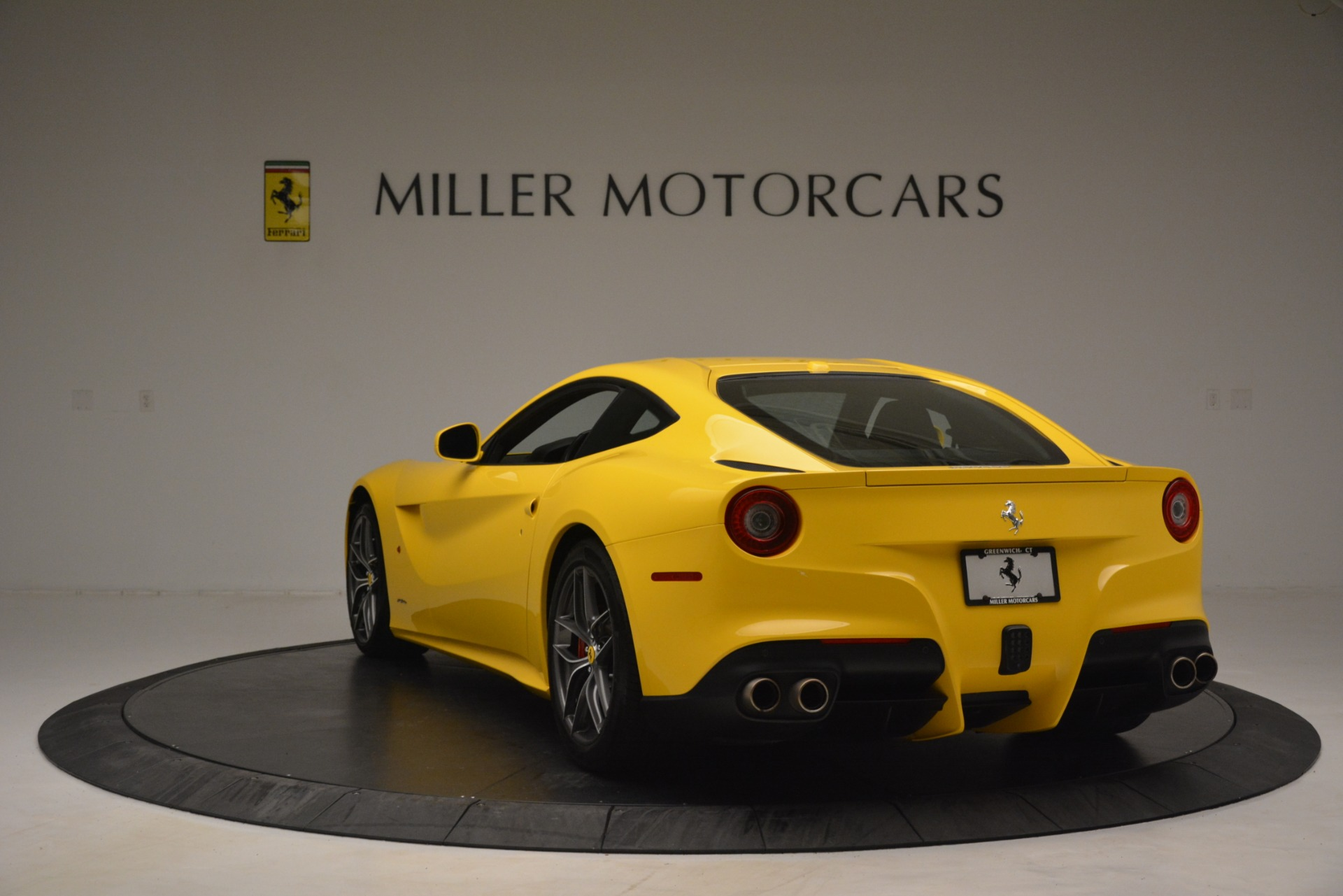 Used 2015 Ferrari F12 Berlinetta  For Sale In Westport, CT 3254_p5