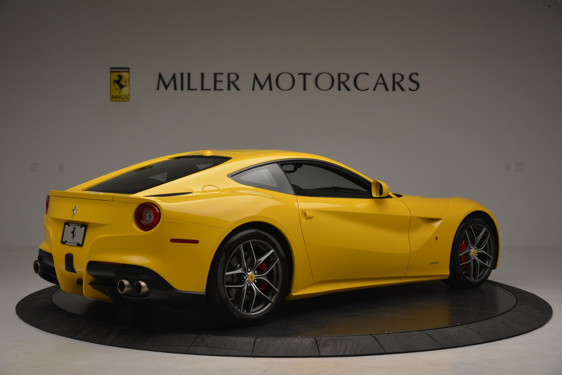 Used 2015 Ferrari F12 Berlinetta  For Sale In Westport, CT 3254_p9