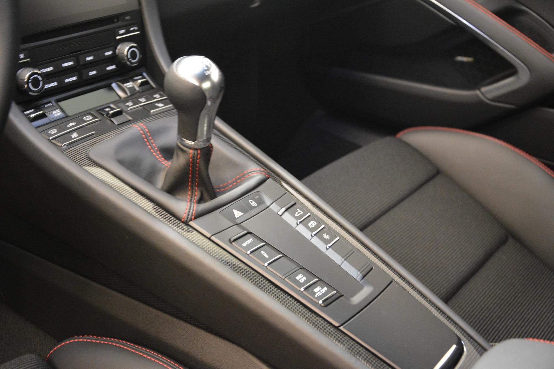 Used 2018 Porsche 911 GT3 For Sale In Westport, CT 3255_p17