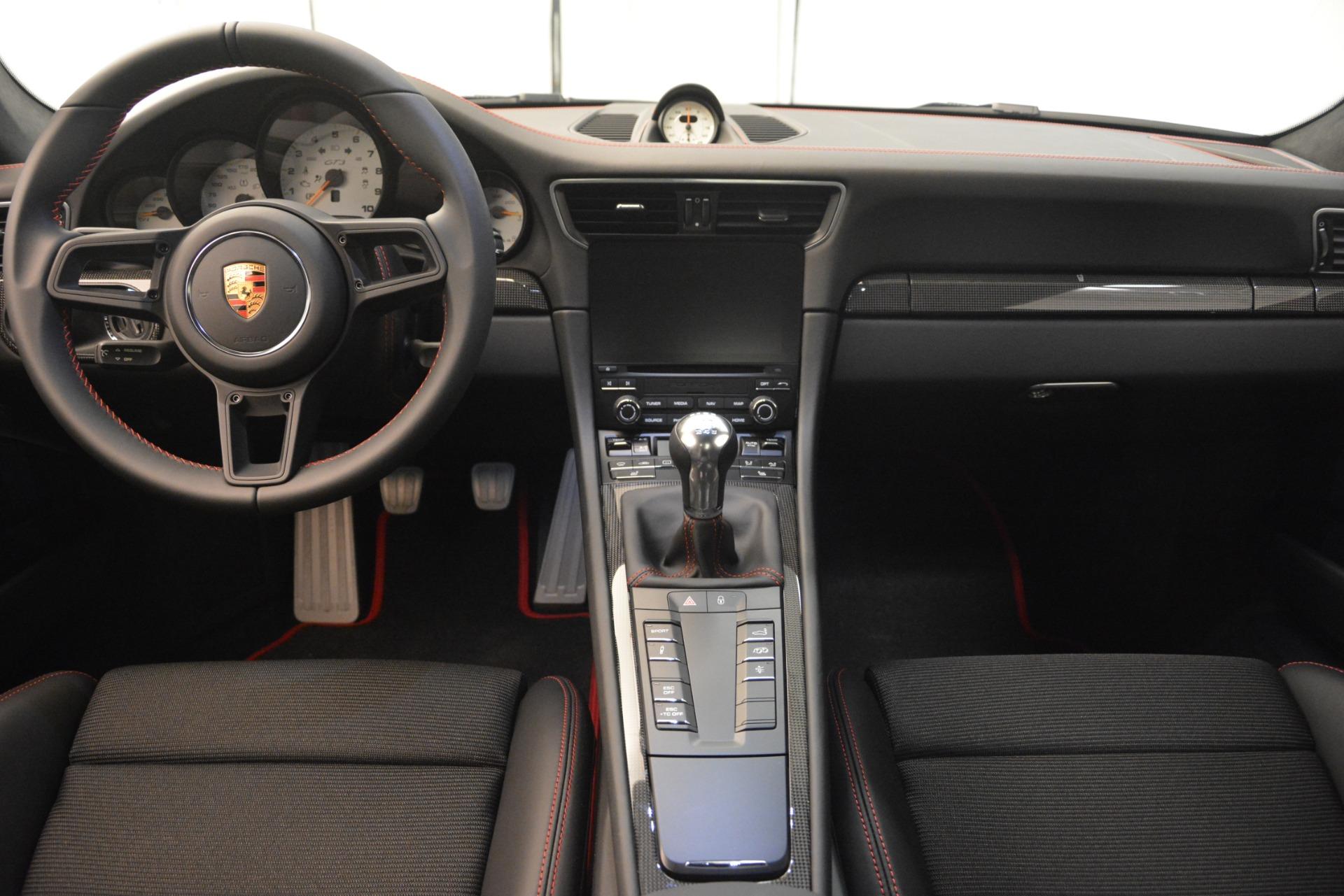 Used 2018 Porsche 911 GT3 For Sale In Westport, CT 3255_p18