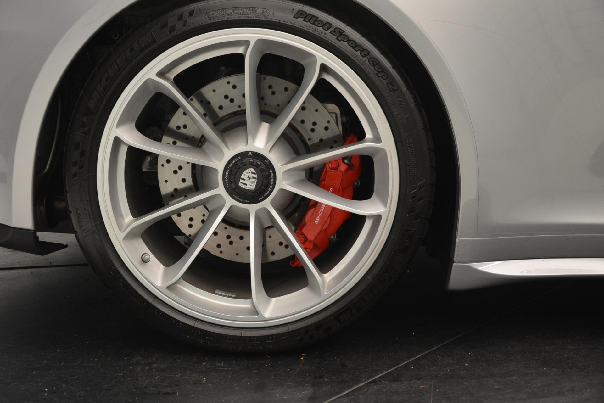 Used 2018 Porsche 911 GT3 For Sale In Westport, CT 3255_p29