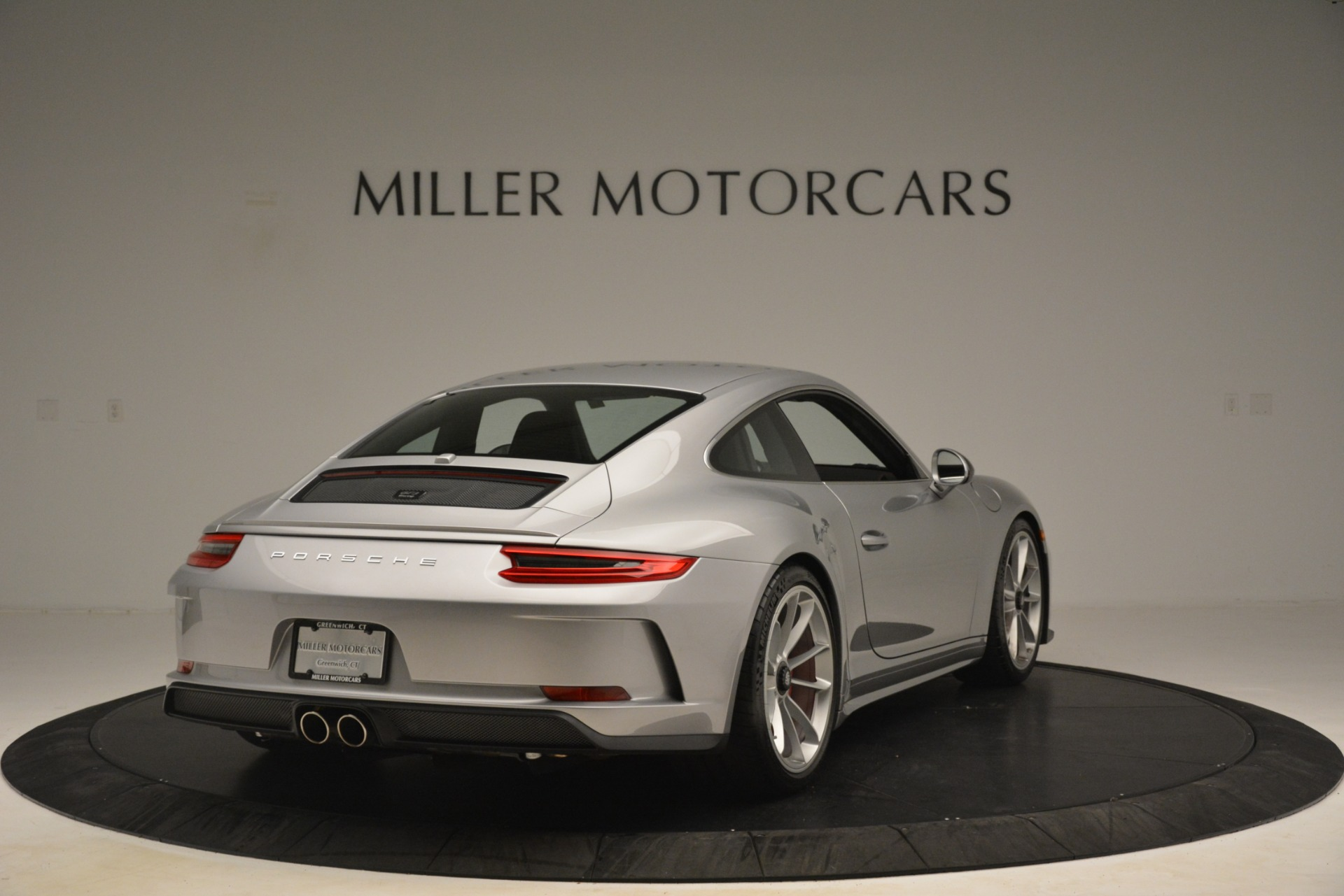 Used 2018 Porsche 911 GT3 For Sale In Westport, CT 3255_p6