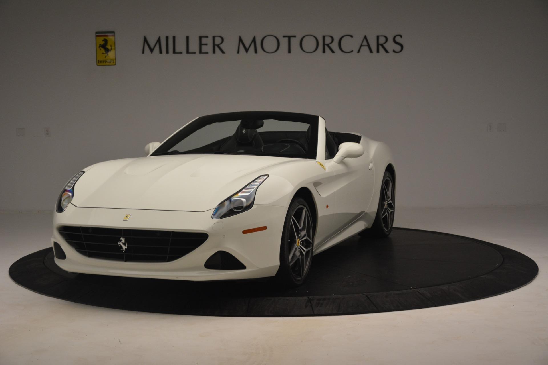 Used 2016 Ferrari California T  For Sale In Westport, CT 3256_main