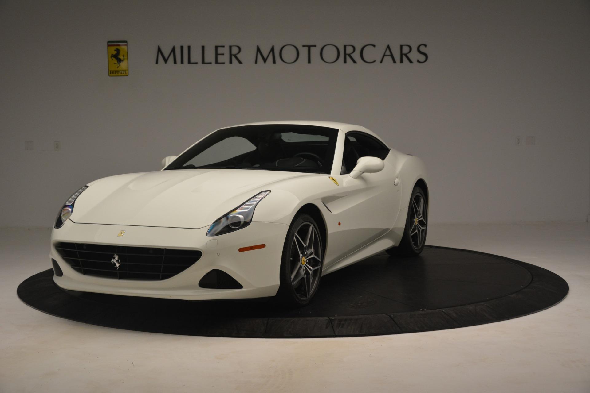 Used 2016 Ferrari California T  For Sale In Westport, CT 3256_p14