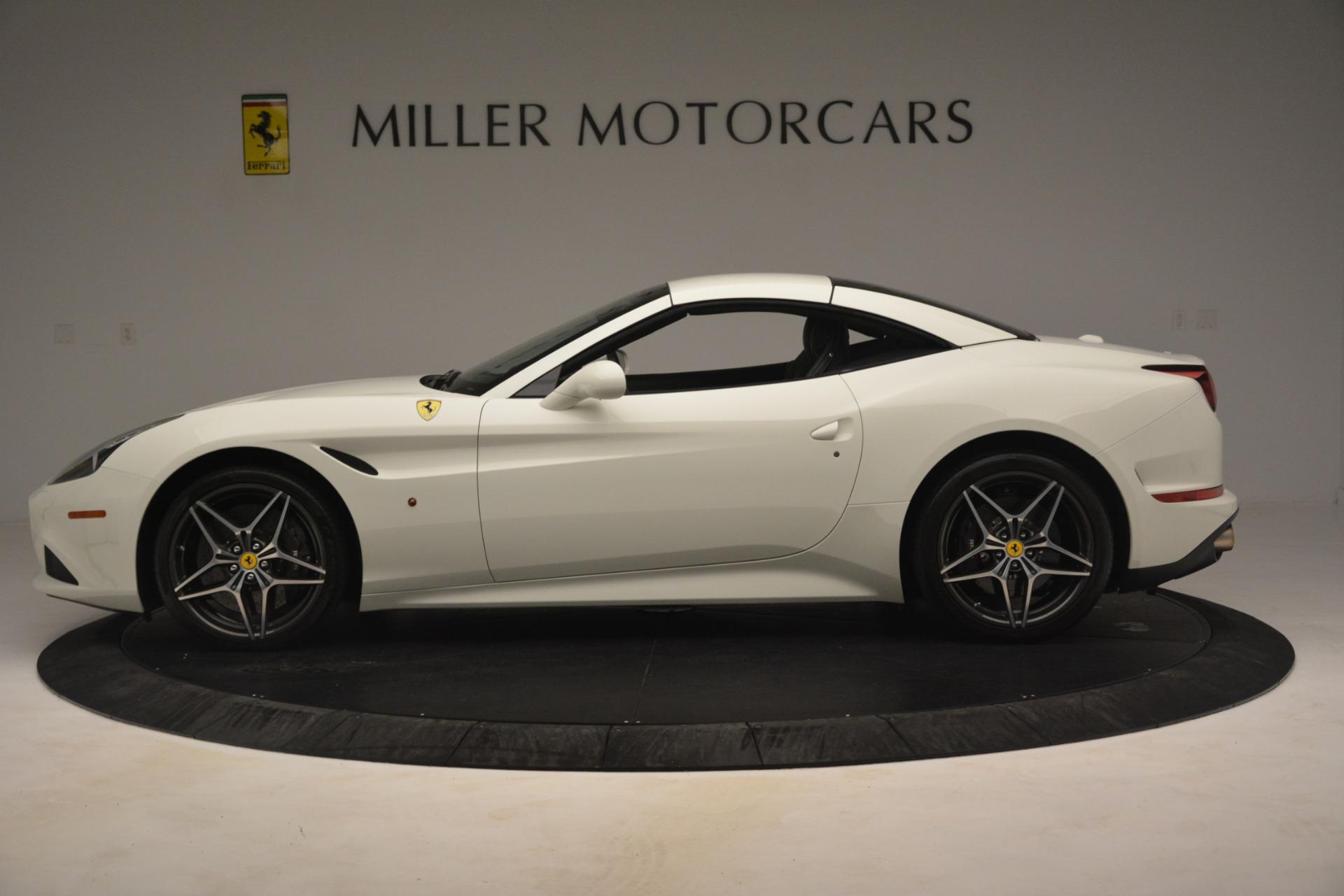 Used 2016 Ferrari California T  For Sale In Westport, CT 3256_p15