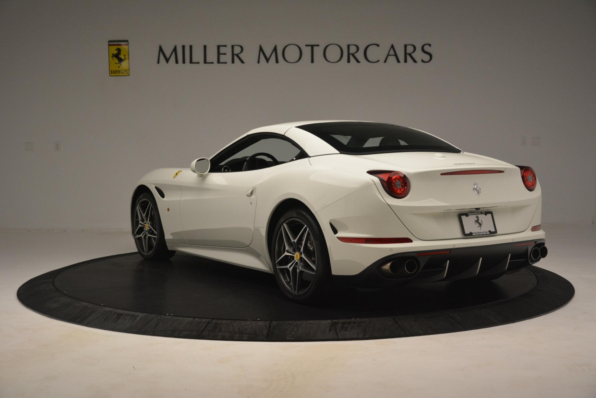 Used 2016 Ferrari California T  For Sale In Westport, CT 3256_p16