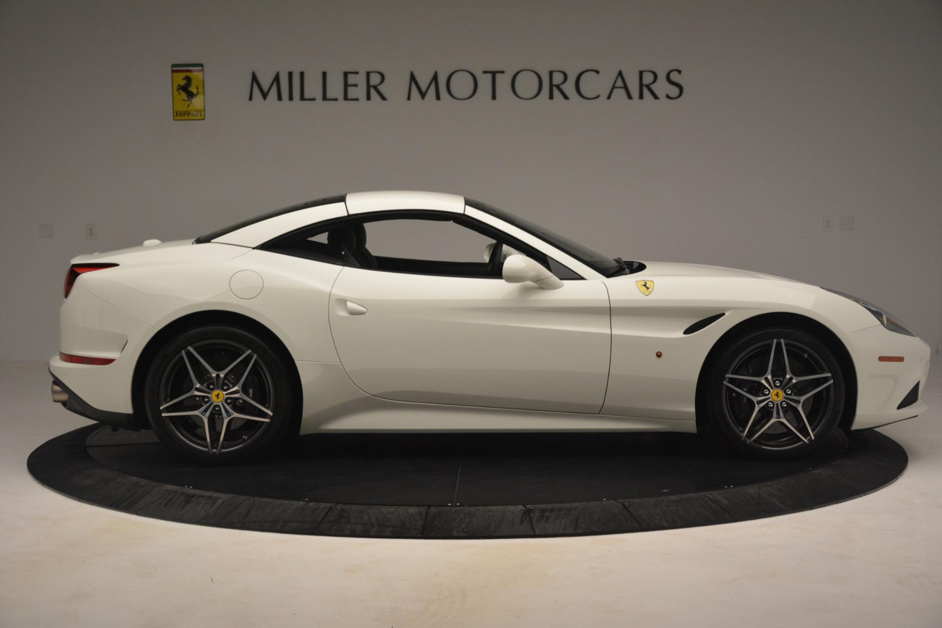 Used 2016 Ferrari California T  For Sale In Westport, CT 3256_p18