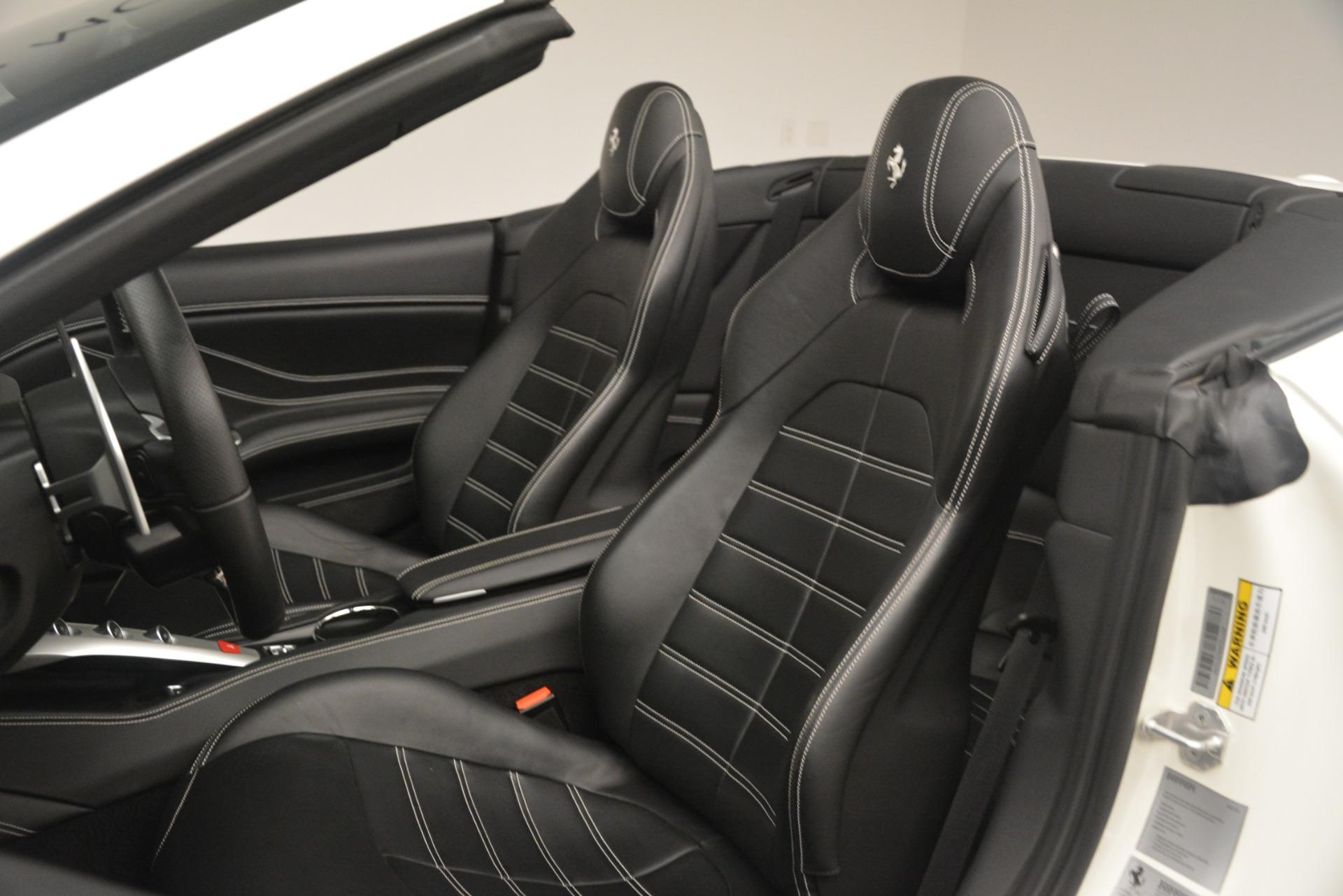 Used 2016 Ferrari California T  For Sale In Westport, CT 3256_p21