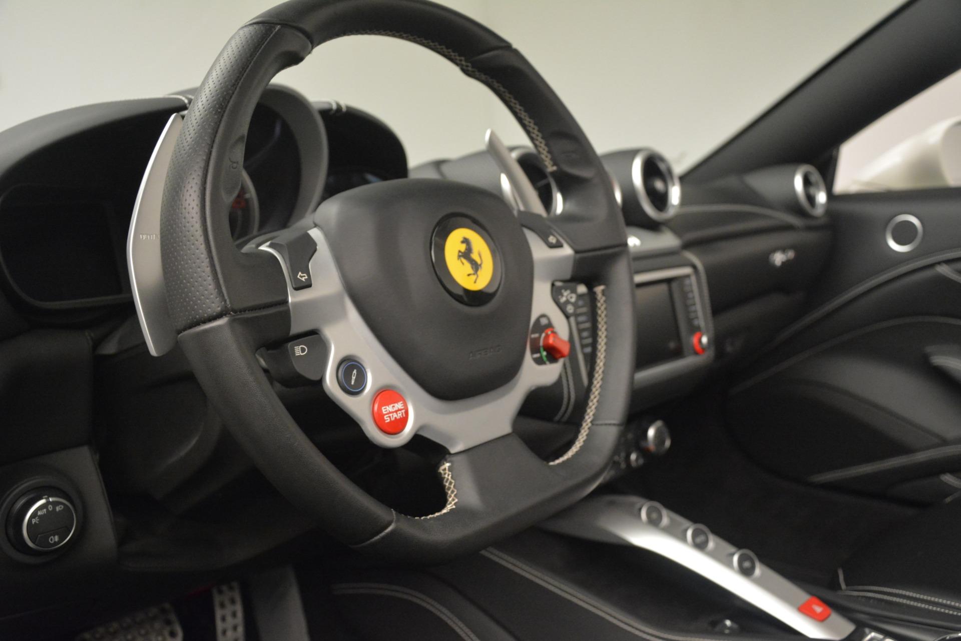 Used 2016 Ferrari California T  For Sale In Westport, CT 3256_p23