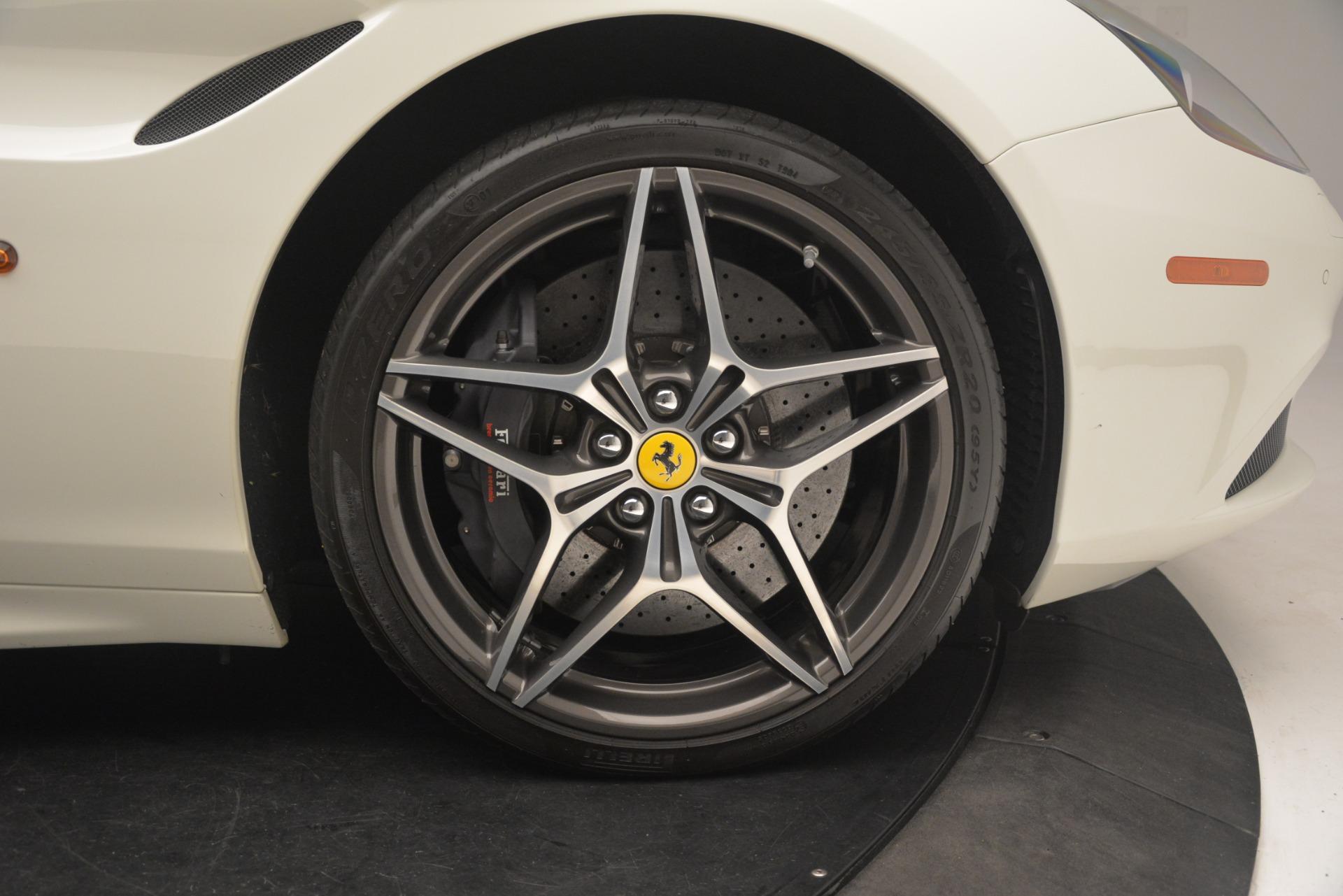 Used 2016 Ferrari California T  For Sale In Westport, CT 3256_p29