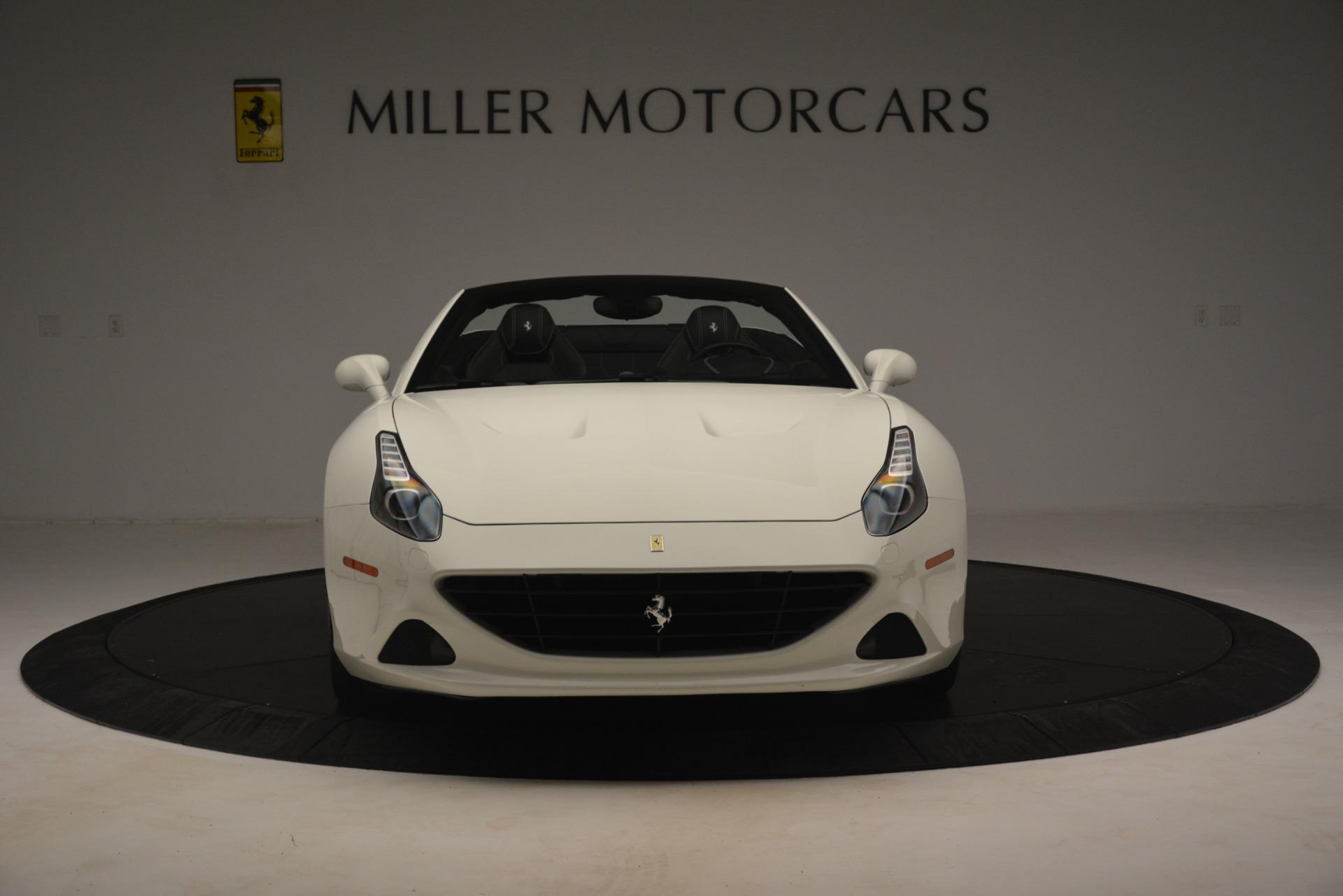 Used 2016 Ferrari California T  For Sale In Westport, CT 3256_p7