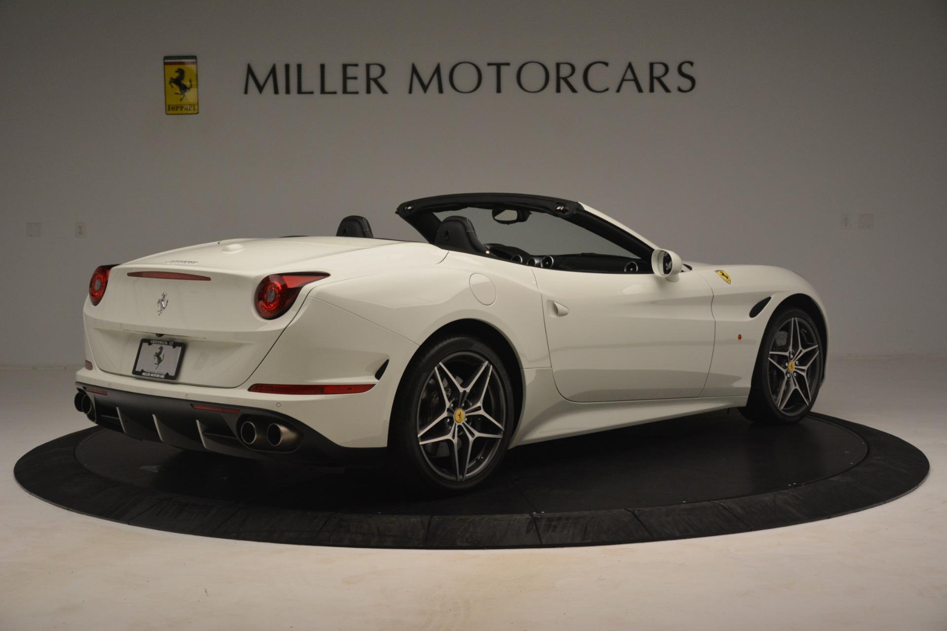 Used 2016 Ferrari California T  For Sale In Westport, CT 3256_p9