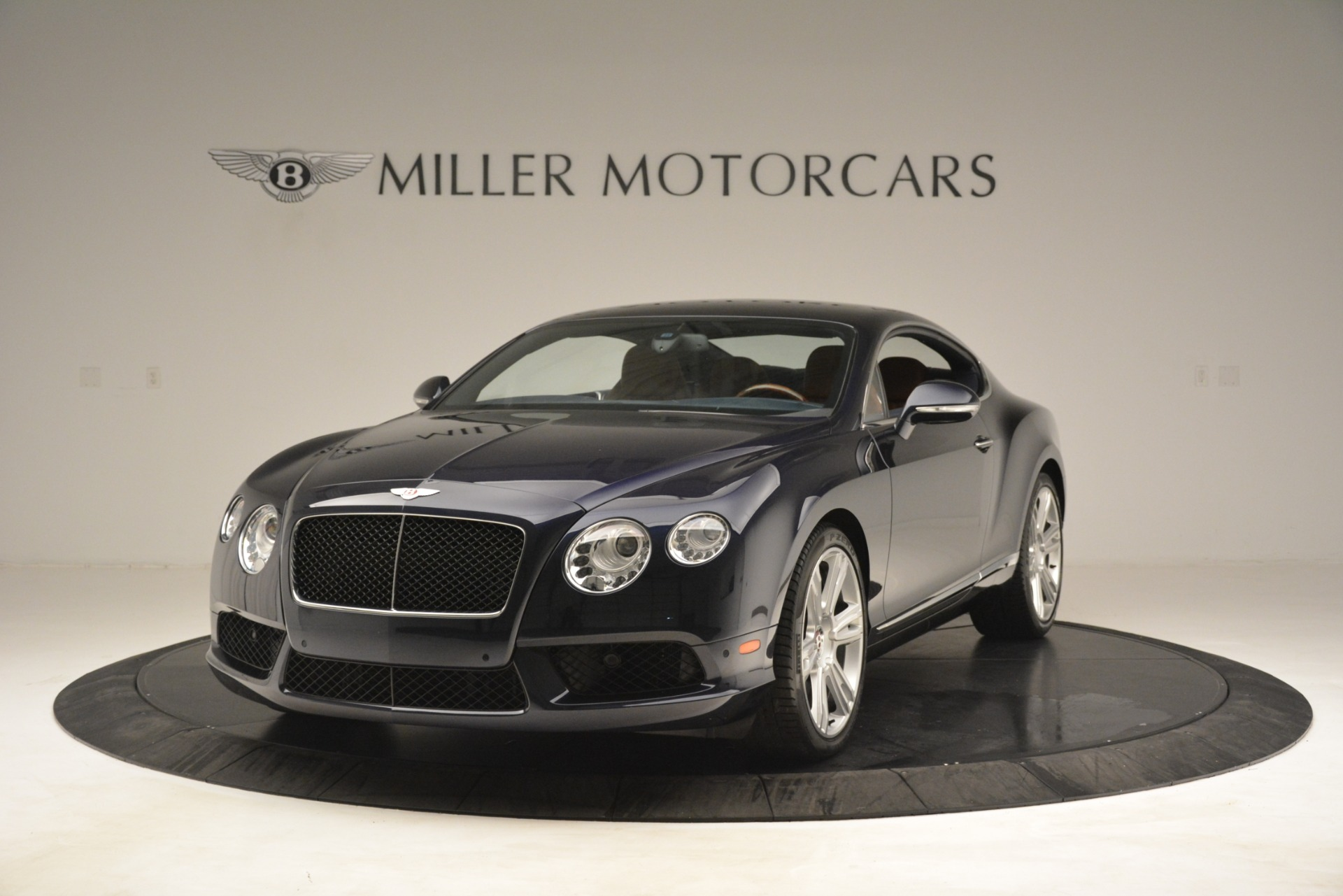 Used 2013 Bentley Continental GT V8 For Sale In Westport, CT 3257_main
