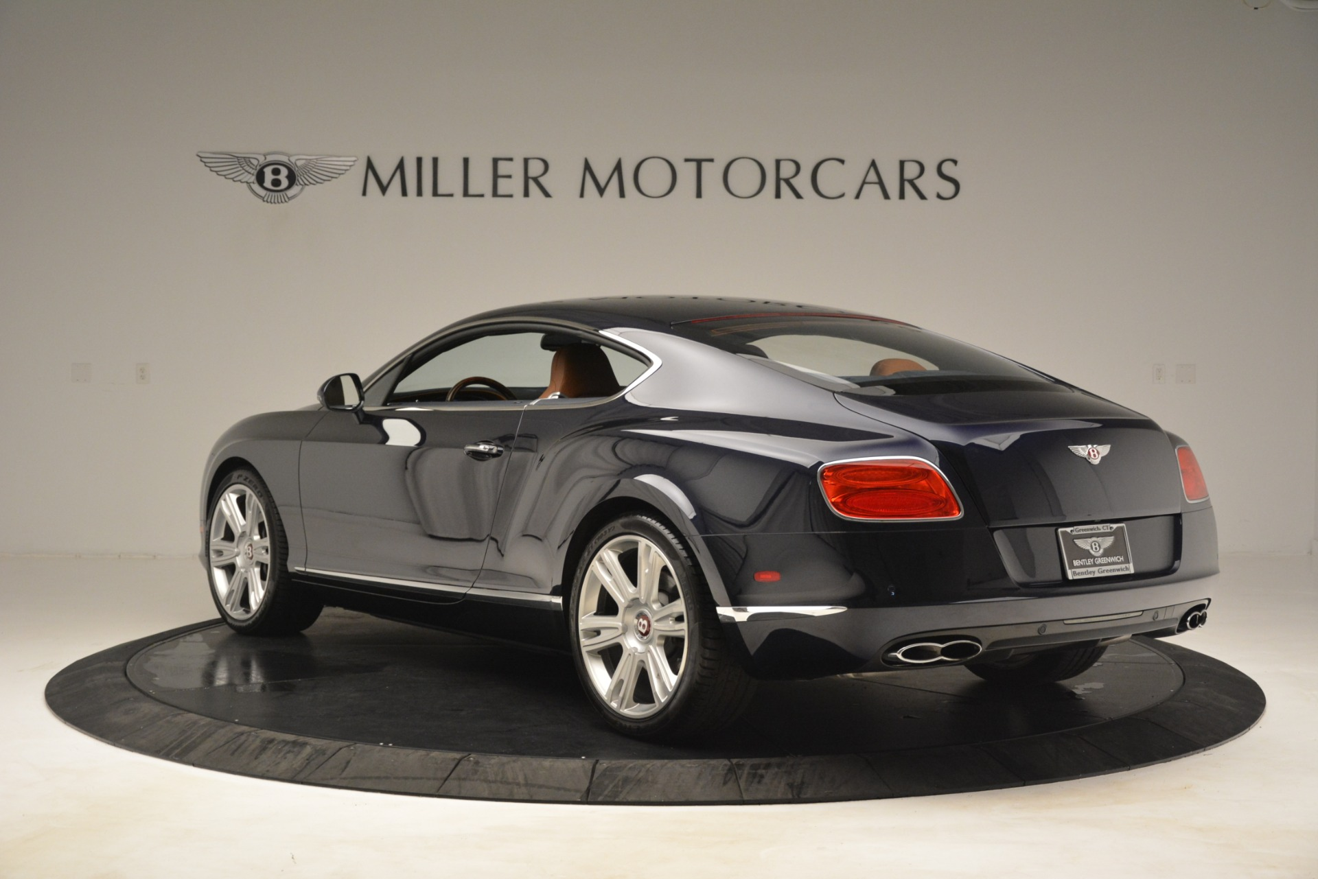 Used 2013 Bentley Continental GT V8 For Sale In Westport, CT 3257_p5