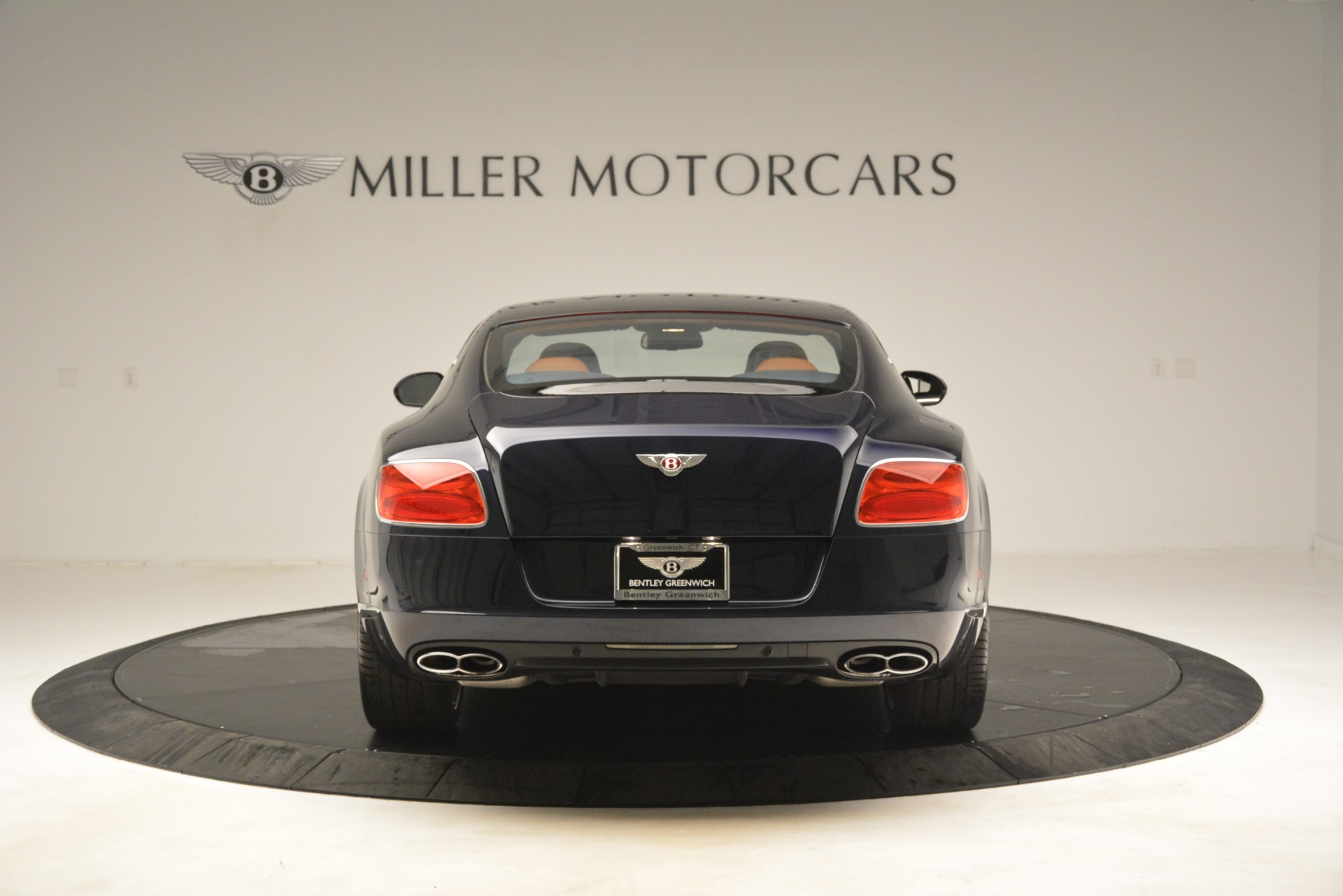 Used 2013 Bentley Continental GT V8 For Sale In Westport, CT 3257_p6