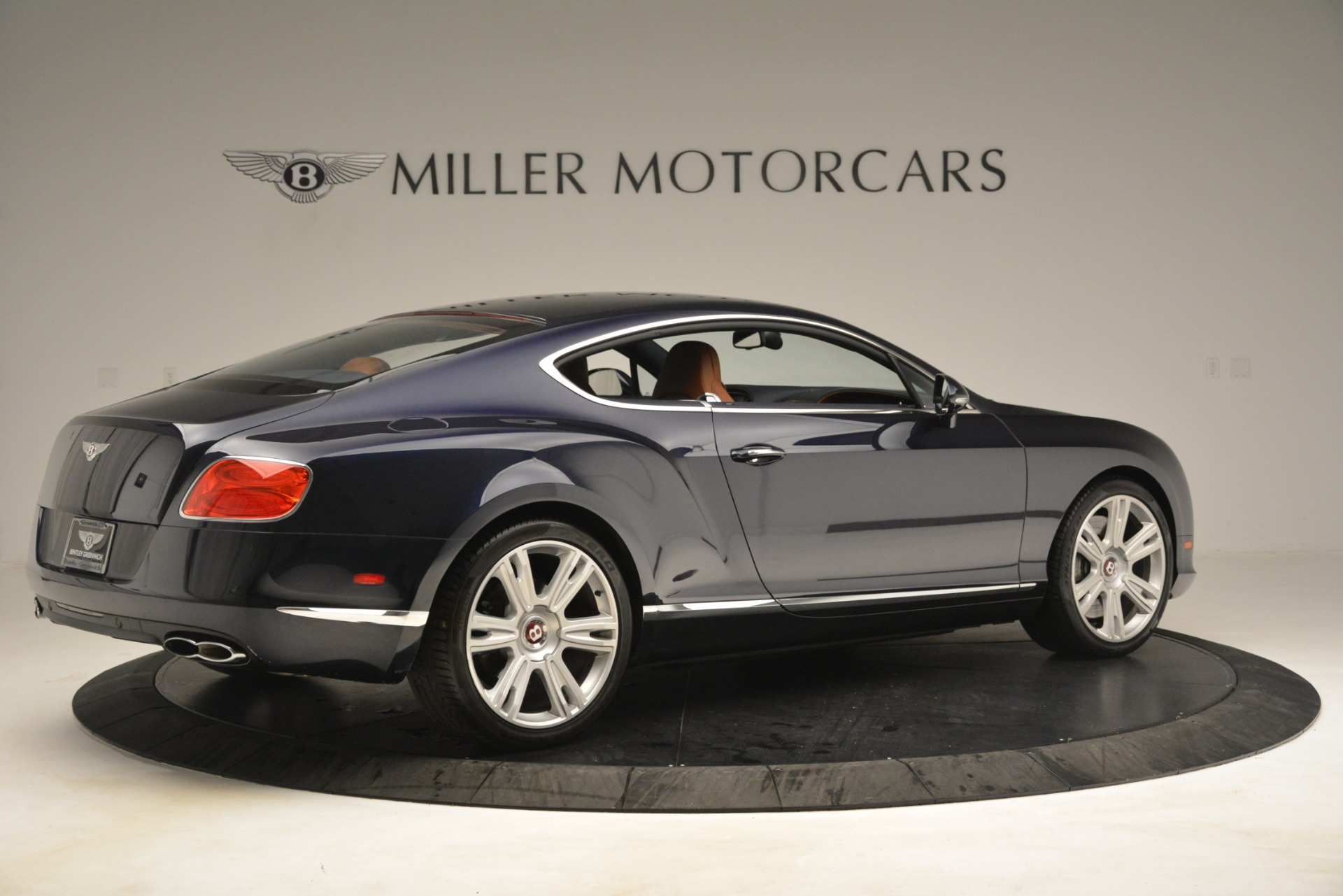 Used 2013 Bentley Continental GT V8 For Sale In Westport, CT 3257_p8