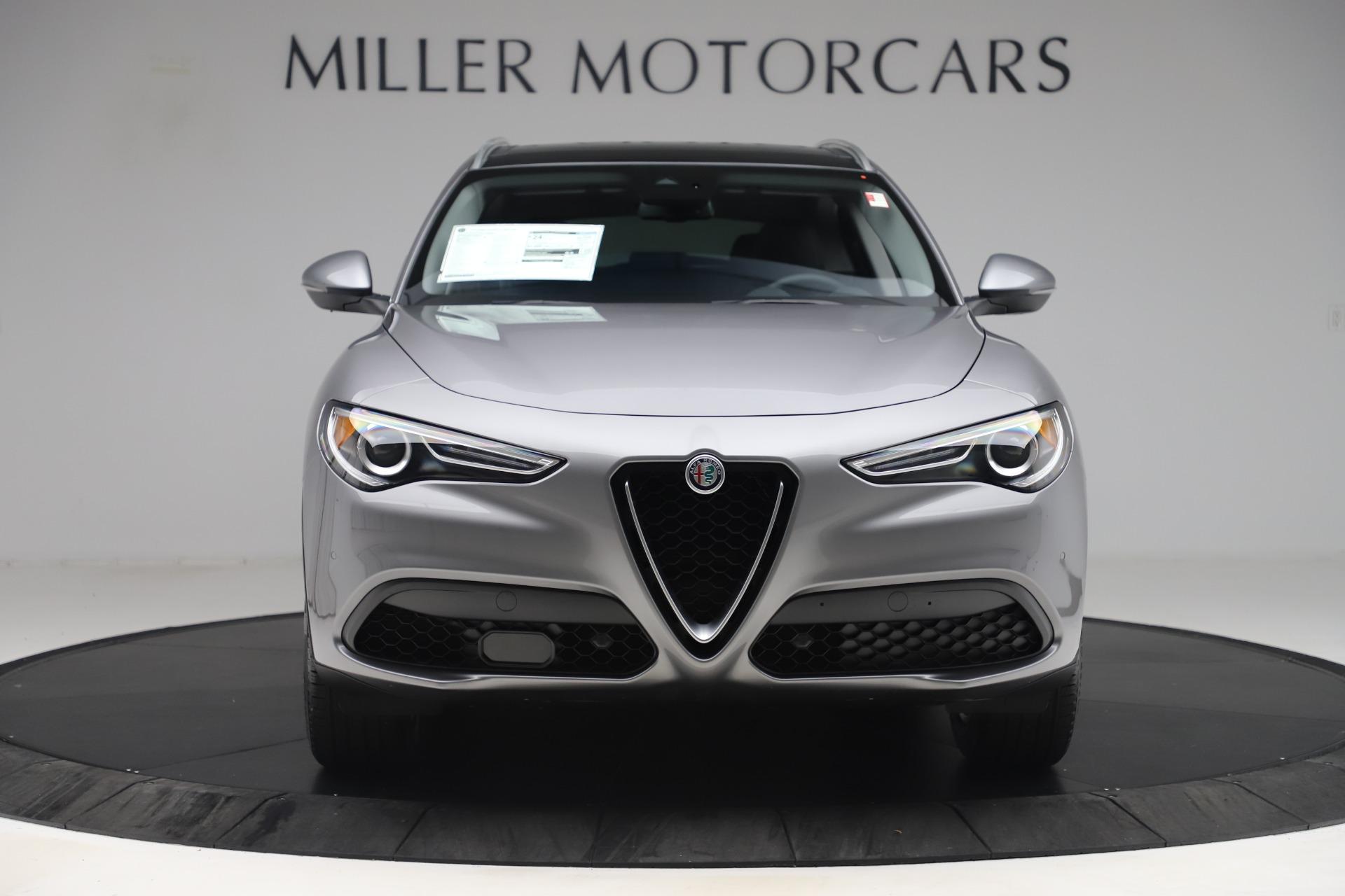 New 2019 Alfa Romeo Stelvio Ti Lusso Q4 For Sale In Westport, CT 3260_p12