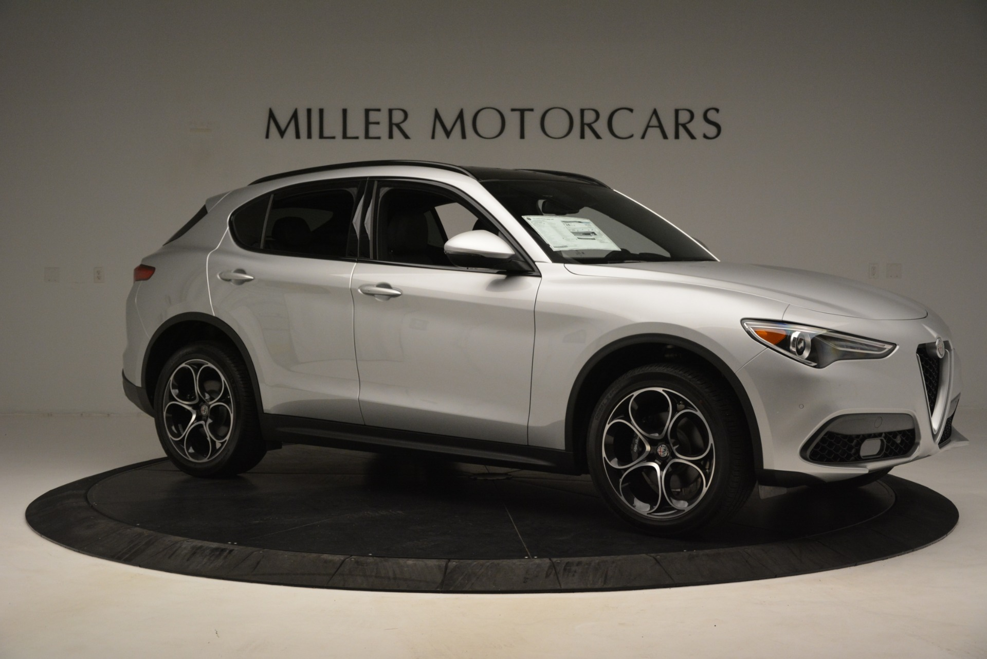 New 2019 Alfa Romeo Stelvio Ti Sport Q4 For Sale In Westport, CT 3261_p10