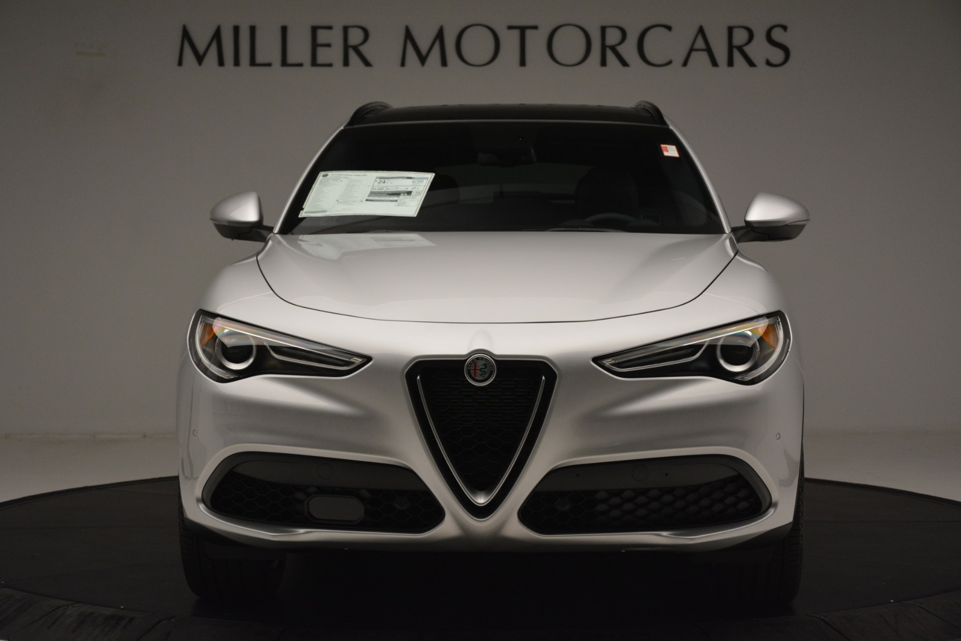 New 2019 Alfa Romeo Stelvio Ti Sport Q4 For Sale In Westport, CT 3261_p12