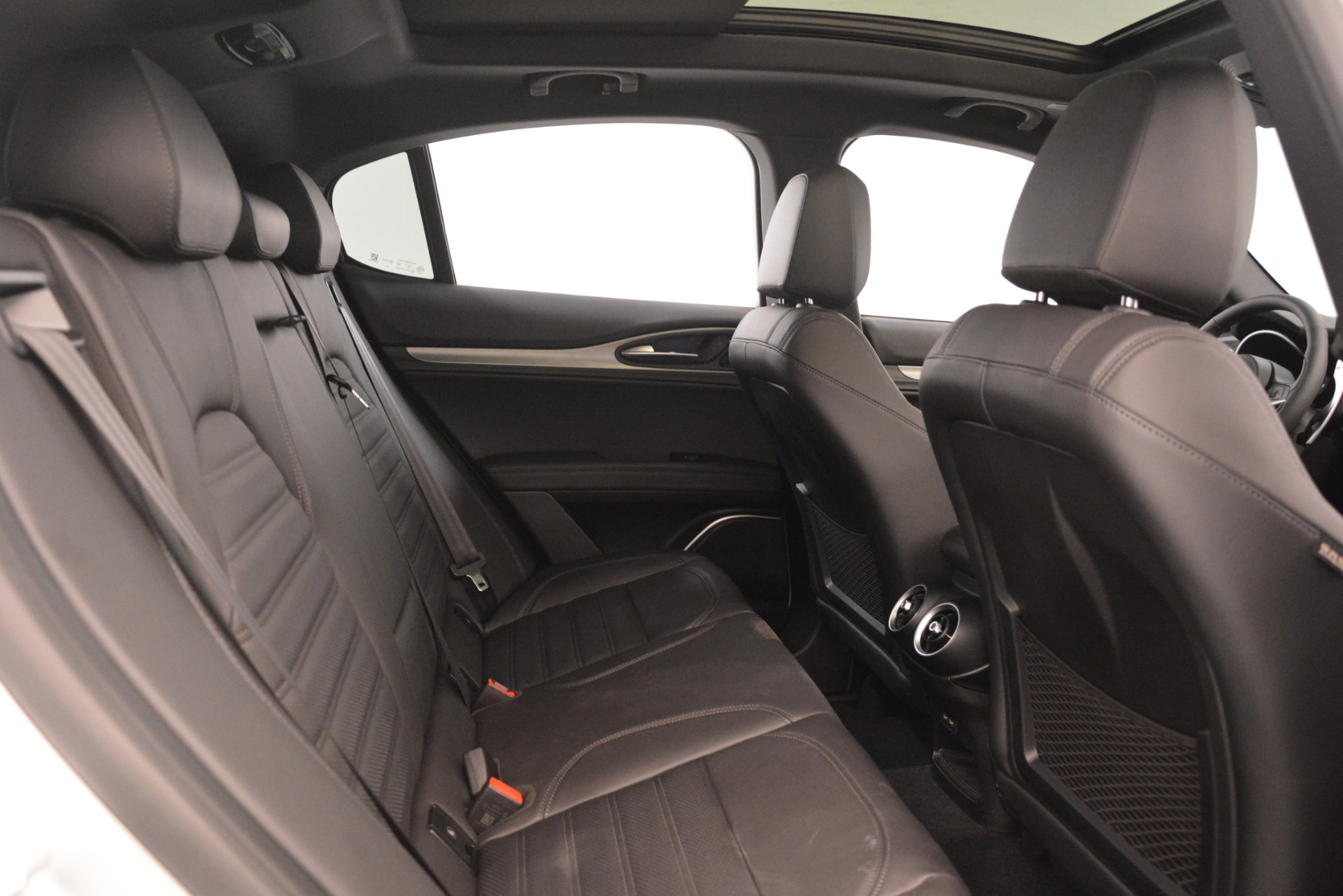 New 2019 Alfa Romeo Stelvio Ti Sport Q4 For Sale In Westport, CT 3261_p27