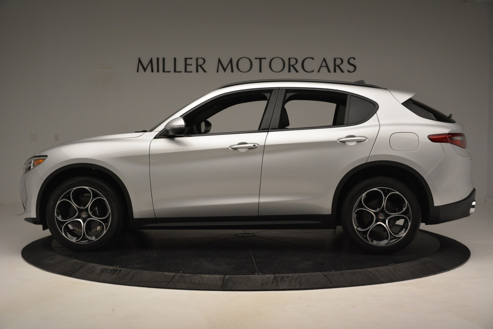 New 2019 Alfa Romeo Stelvio Ti Sport Q4 For Sale In Westport, CT 3261_p3