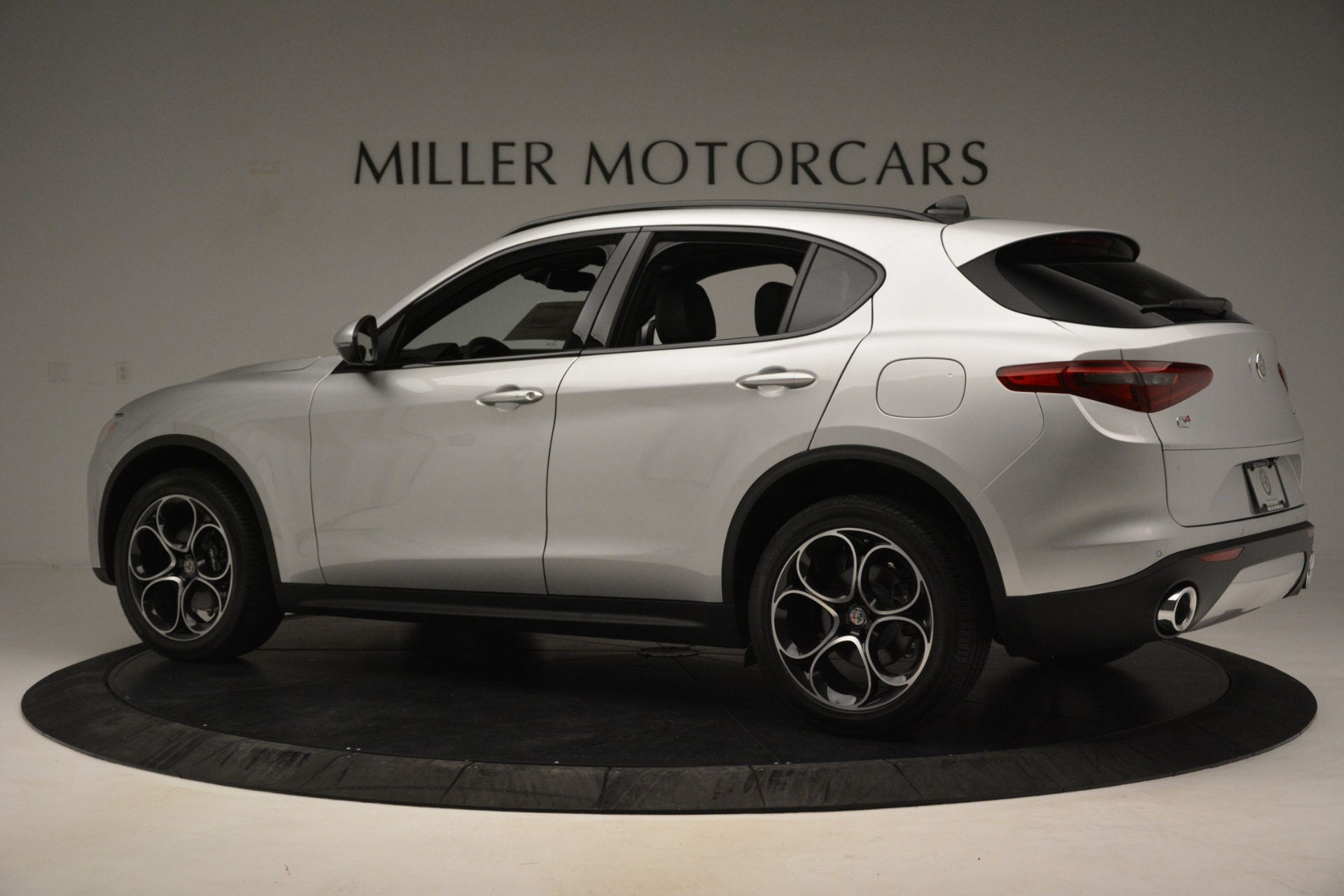 New 2019 Alfa Romeo Stelvio Ti Sport Q4 For Sale In Westport, CT 3261_p4