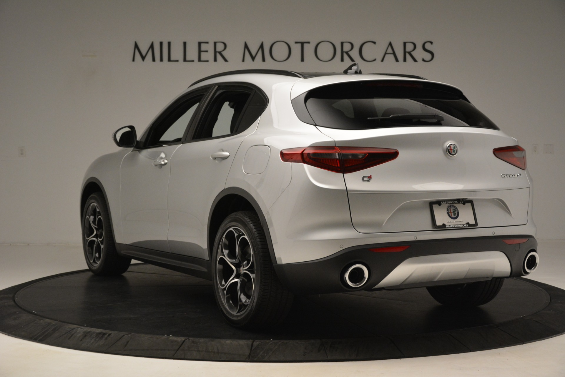 New 2019 Alfa Romeo Stelvio Ti Sport Q4 For Sale In Westport, CT 3261_p5