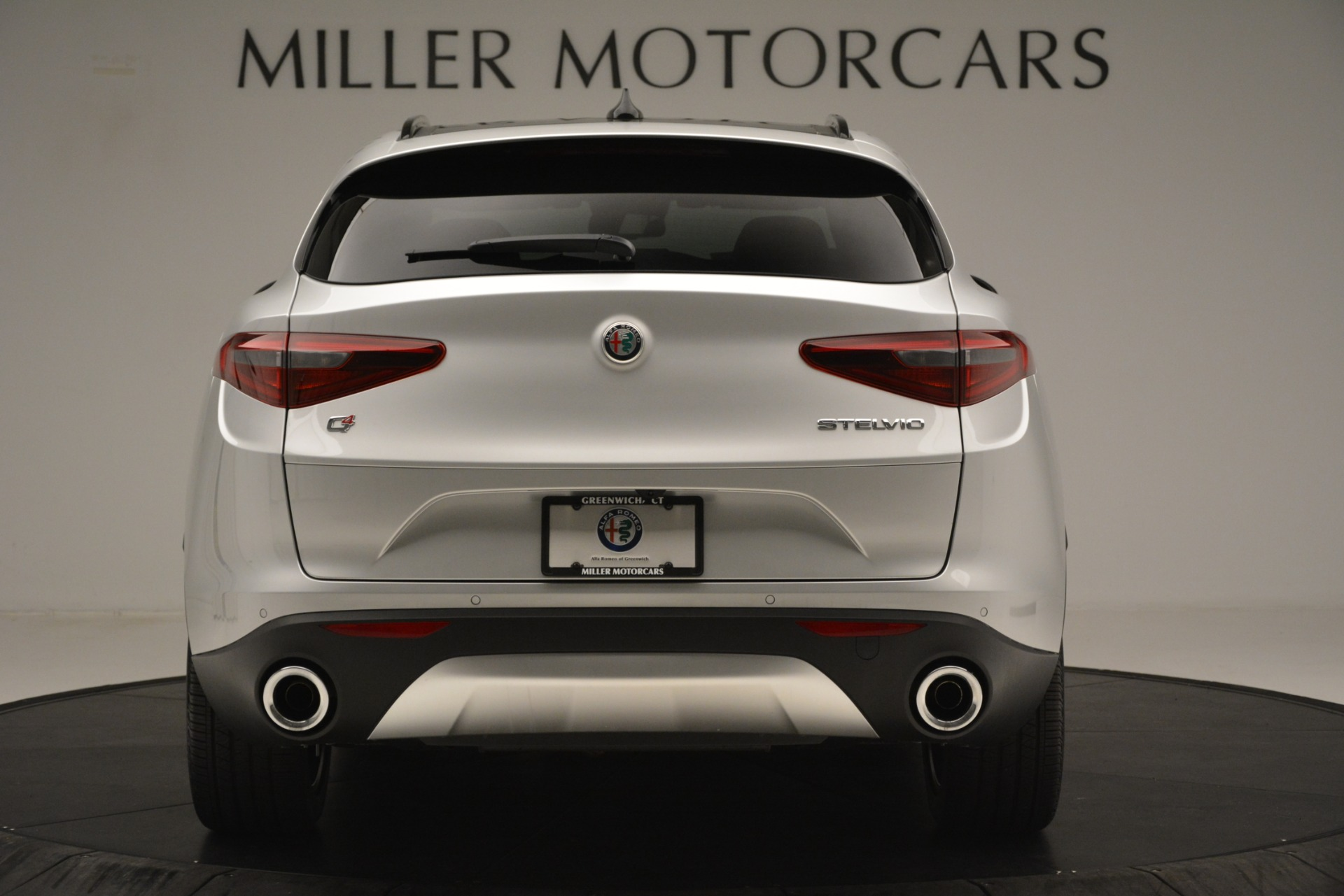 New 2019 Alfa Romeo Stelvio Ti Sport Q4 For Sale In Westport, CT 3261_p6