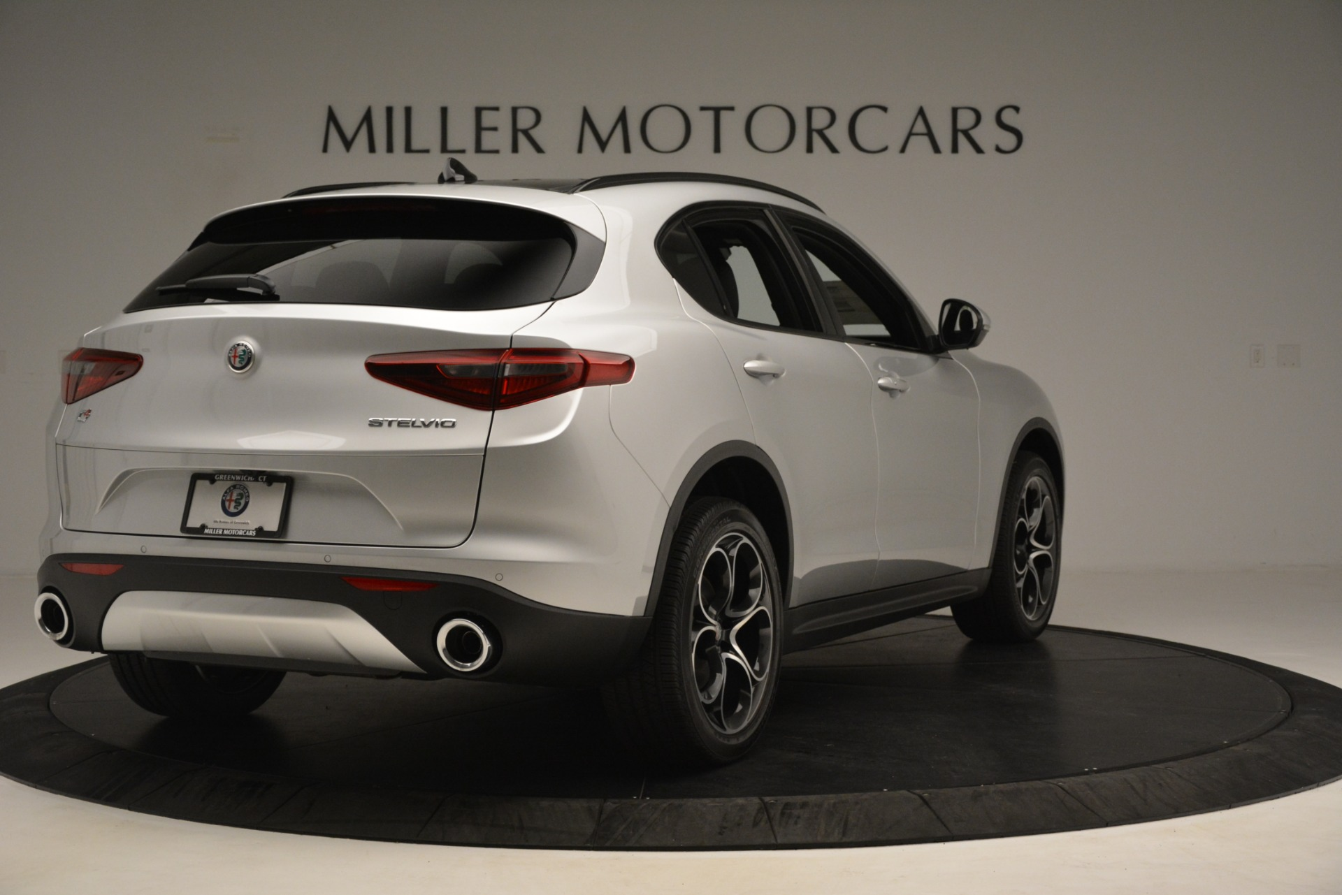 New 2019 Alfa Romeo Stelvio Ti Sport Q4 For Sale In Westport, CT 3261_p7