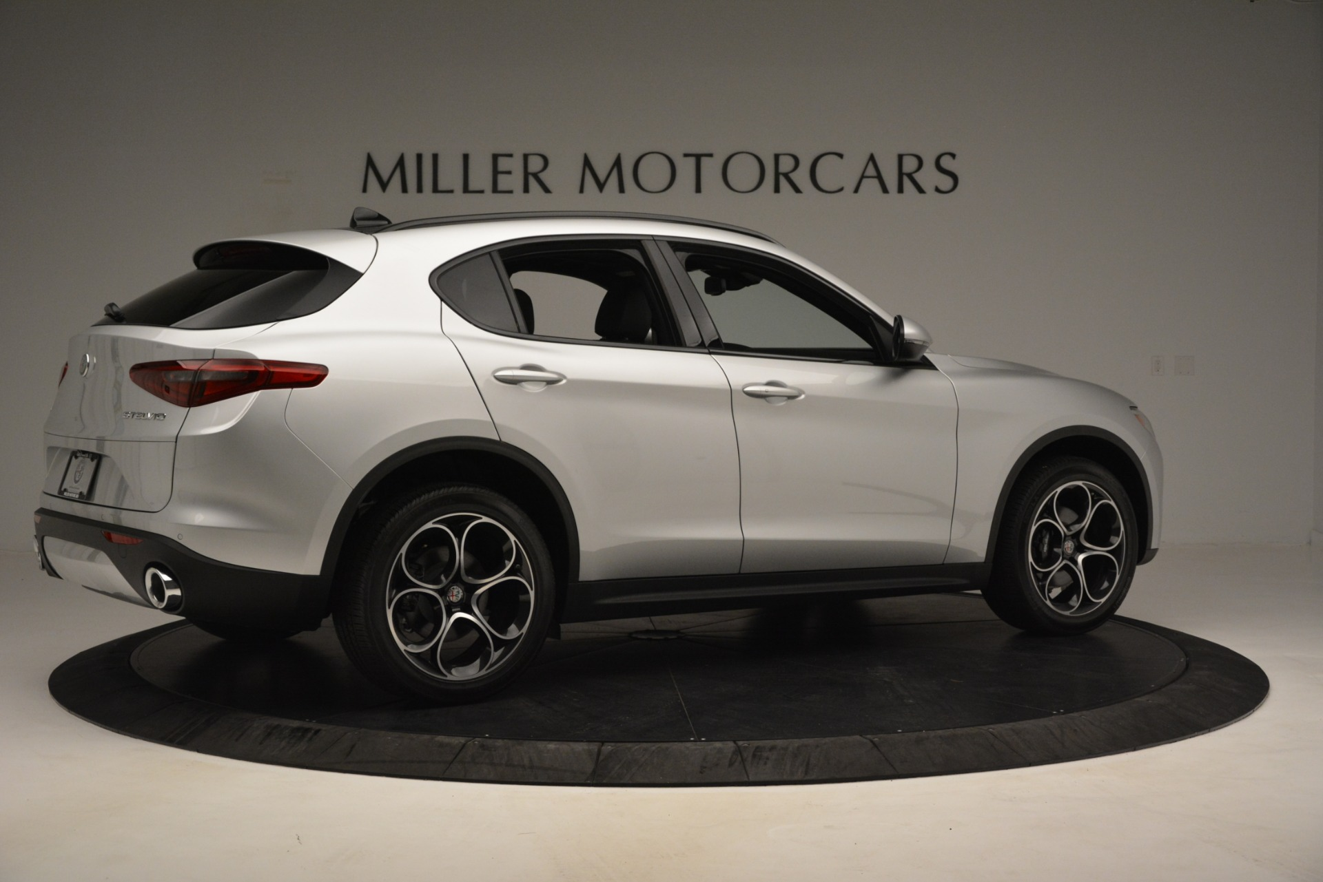 New 2019 Alfa Romeo Stelvio Ti Sport Q4 For Sale In Westport, CT 3261_p8