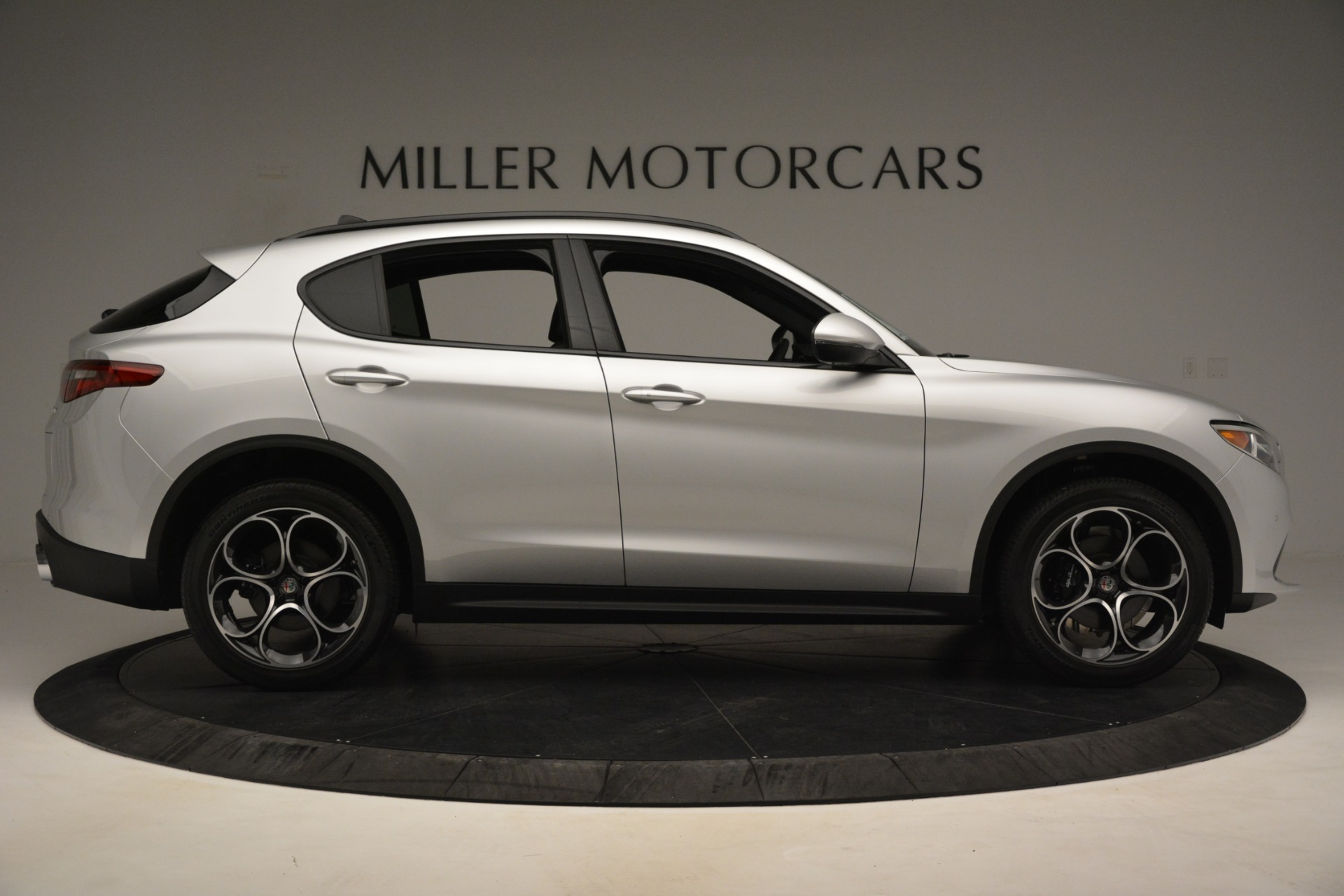New 2019 Alfa Romeo Stelvio Ti Sport Q4 For Sale In Westport, CT 3261_p9